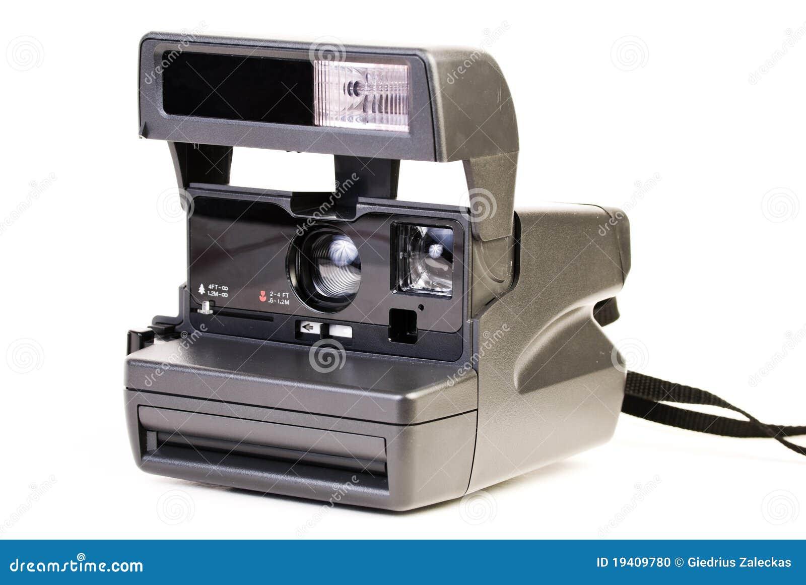 Polaroid- onmiddellijke camera