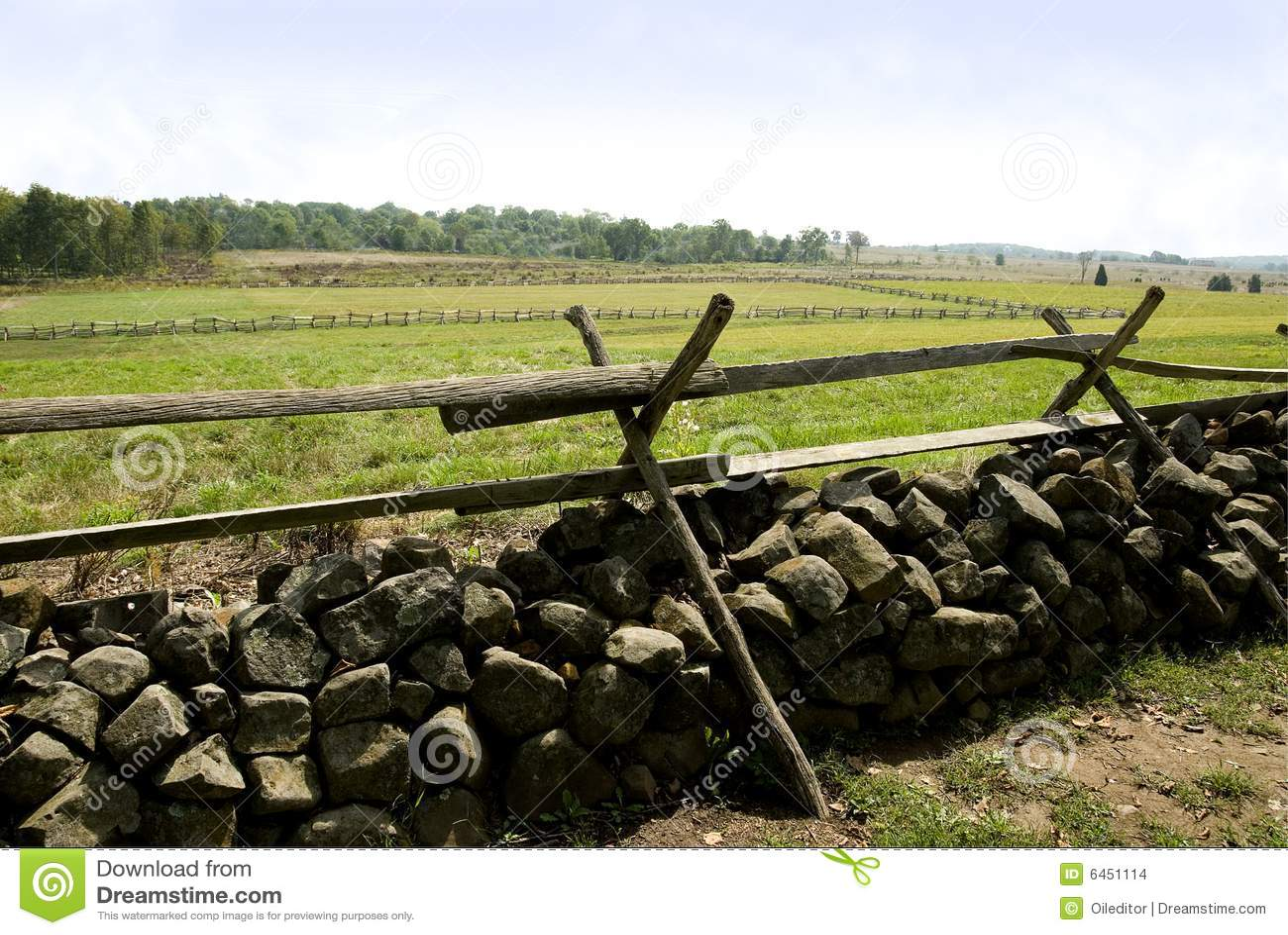 Pole bitwy Gettysburga