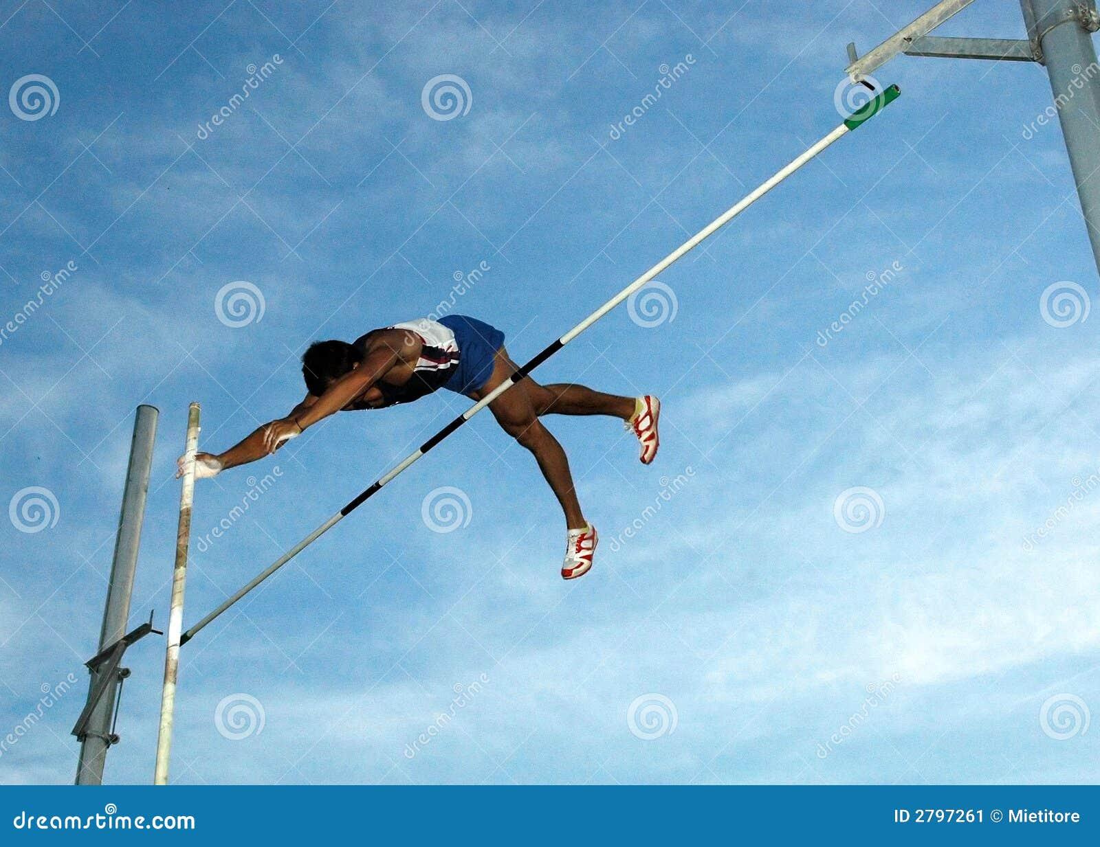 Pole-Vaulting