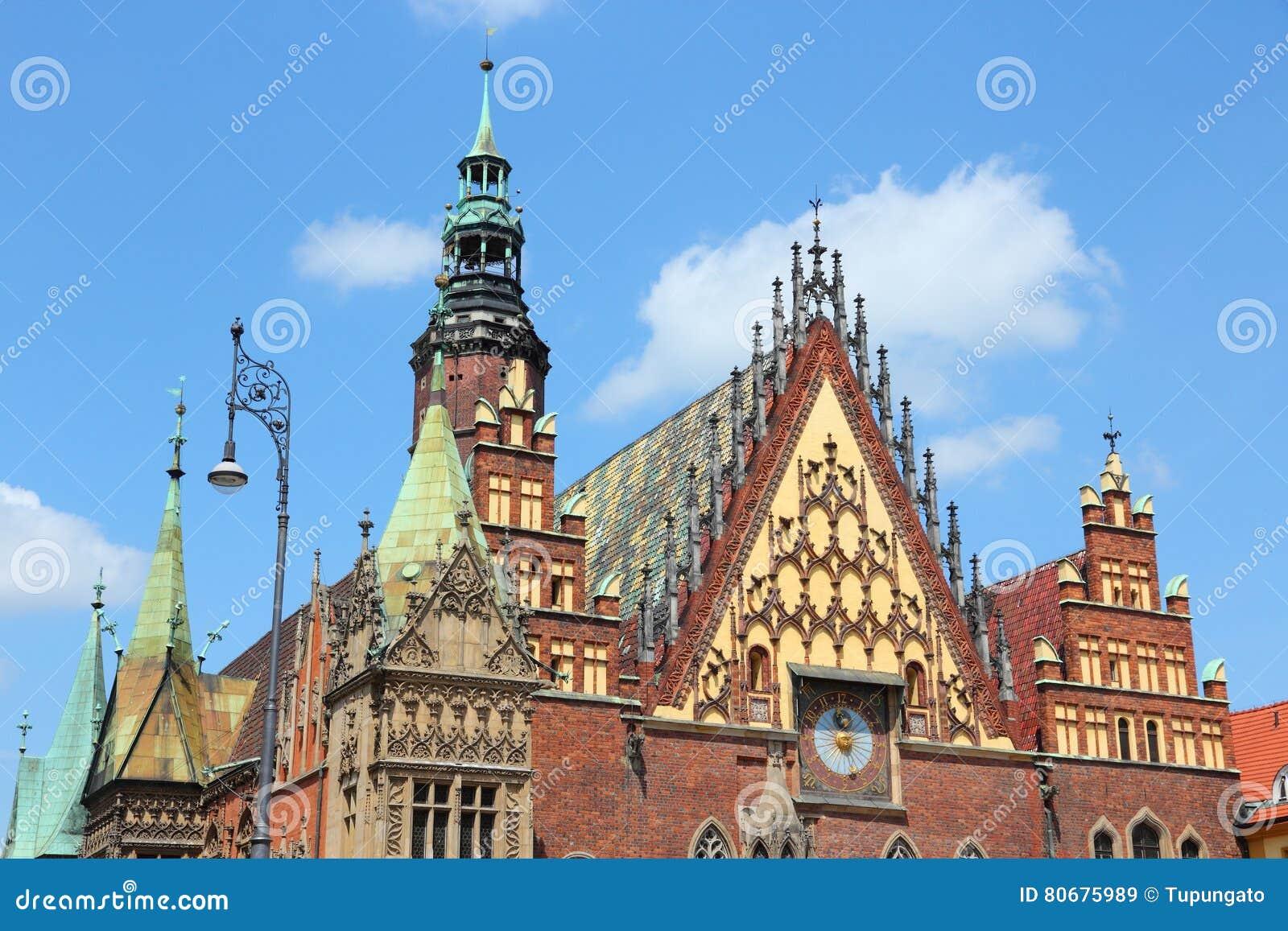 Polen - Wroclaw