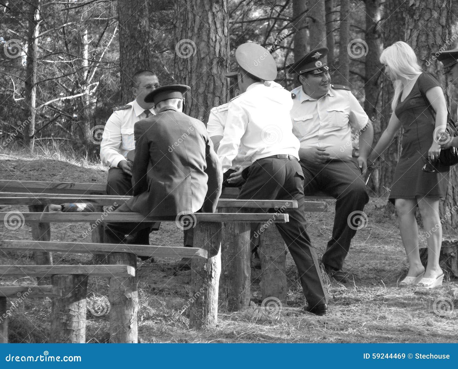 Download Policía rusa imagen de archivo editorial. Imagen de ruso - 59244469