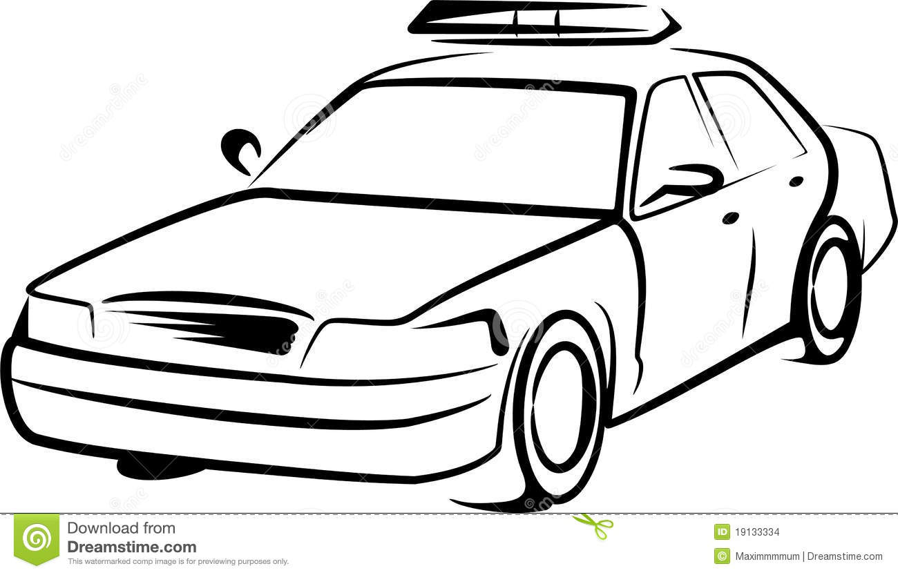 Police car stock photo. Image of services, patrol ...