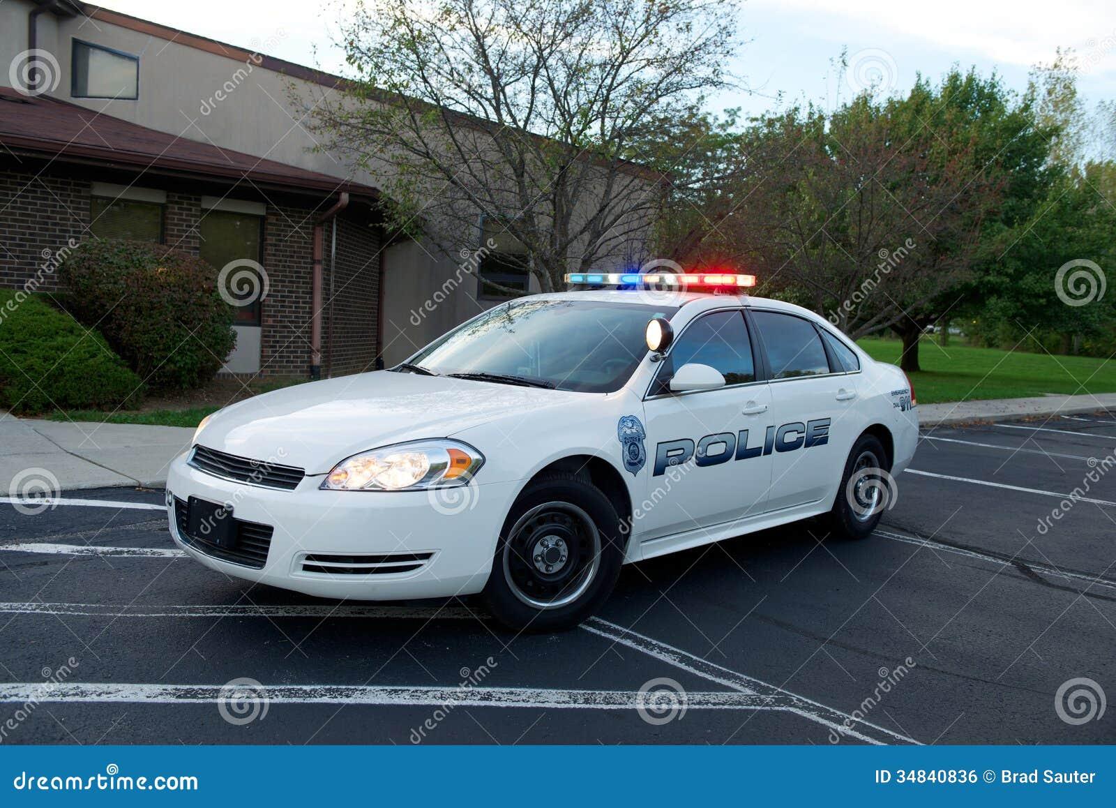 police car royalty free stock image image 34840836. Black Bedroom Furniture Sets. Home Design Ideas