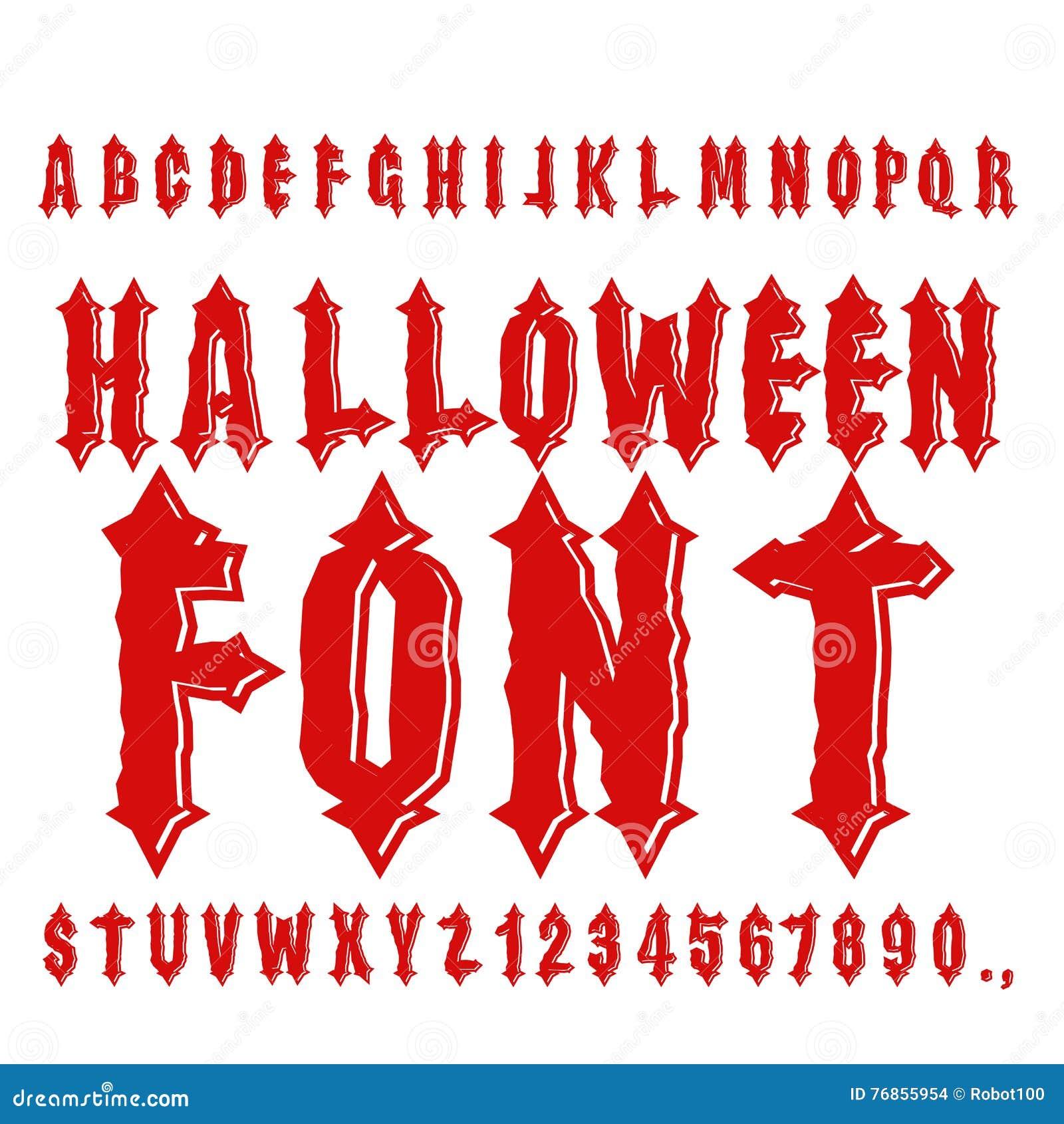 Police de halloween alphabet antique lettres gothiques de sang cru download comp thecheapjerseys Choice Image