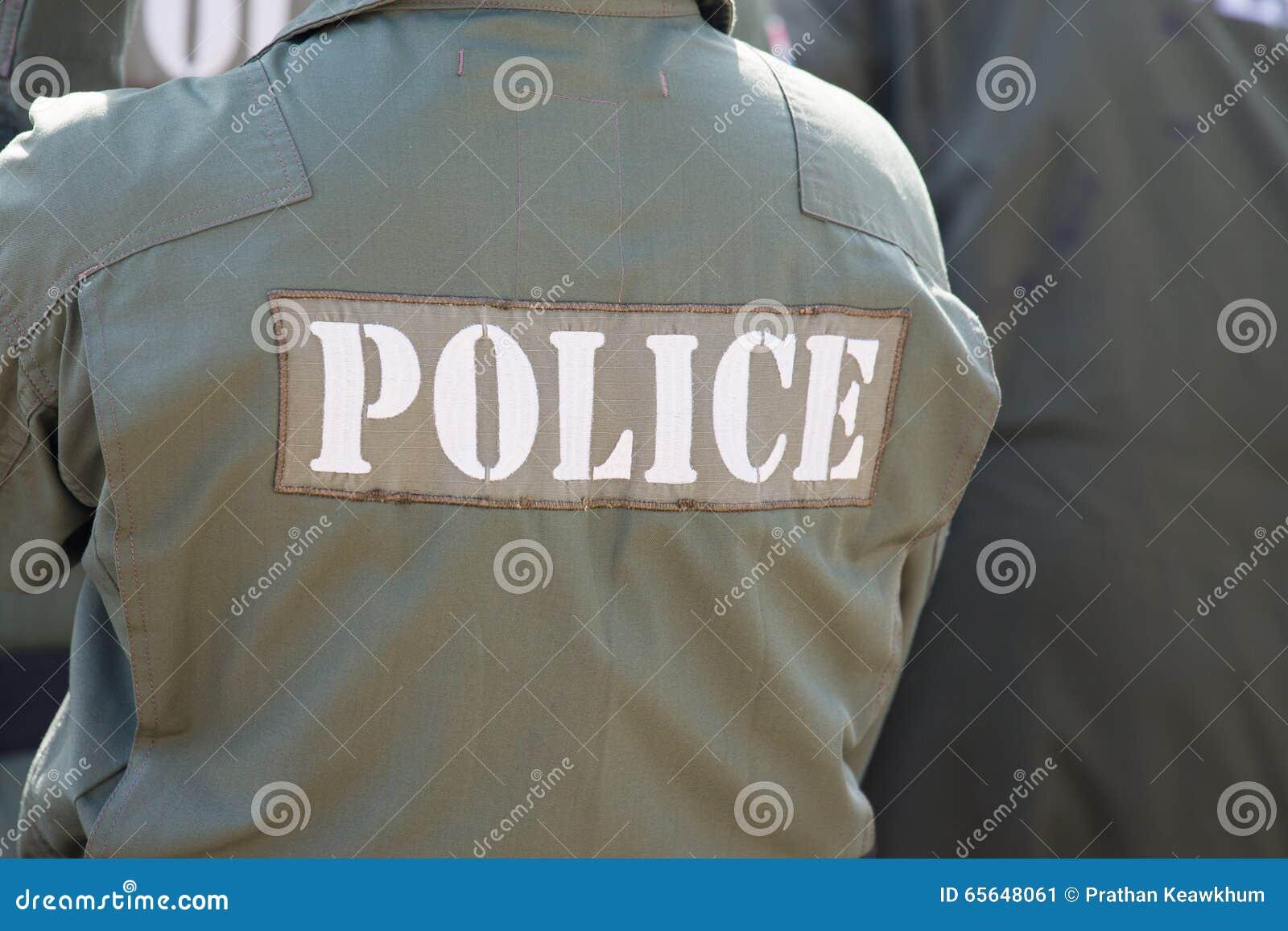 Police de neutralisation des munitions explosives