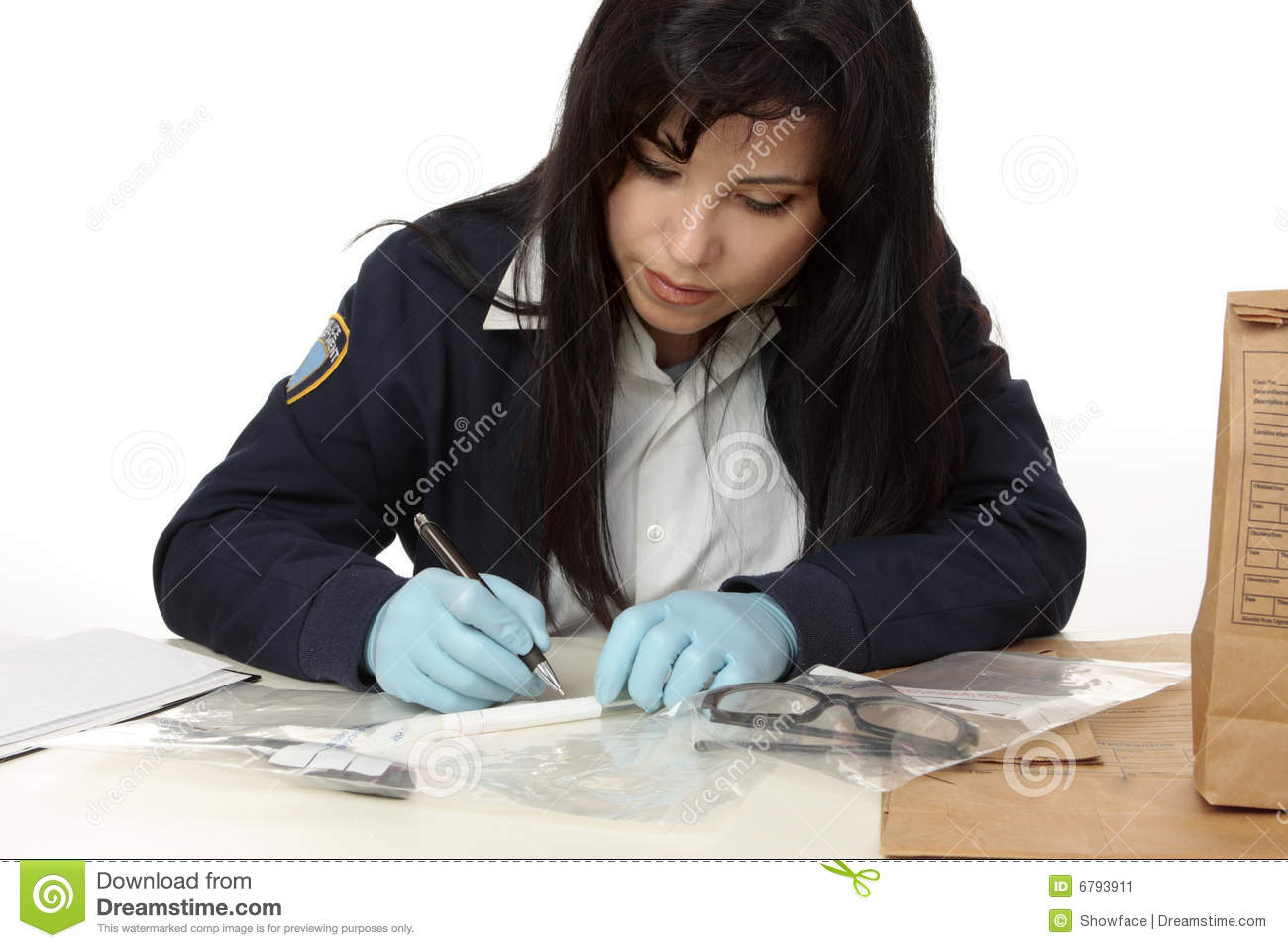 an analysis of occupation investigation on becoming a police officer How to become a criminal investigator with the st louis  background investigation  after one to three years on the job officers may become detectives in a .