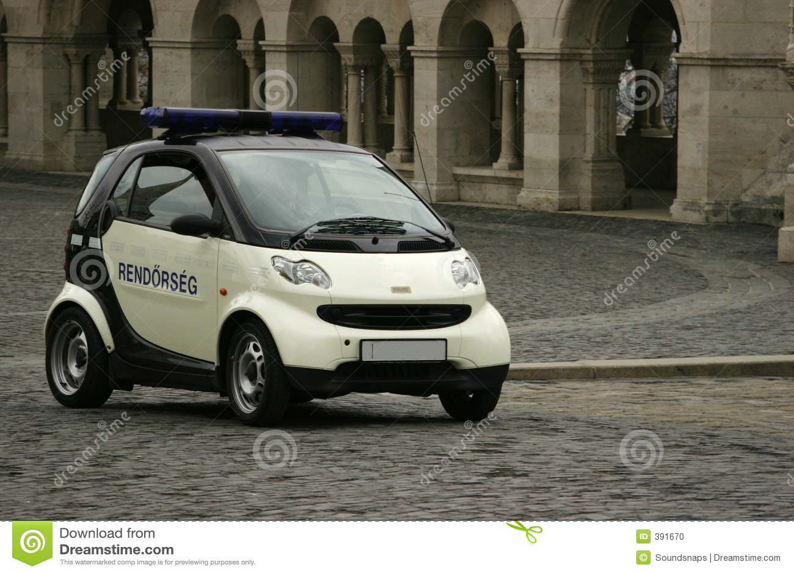 Police intelligente