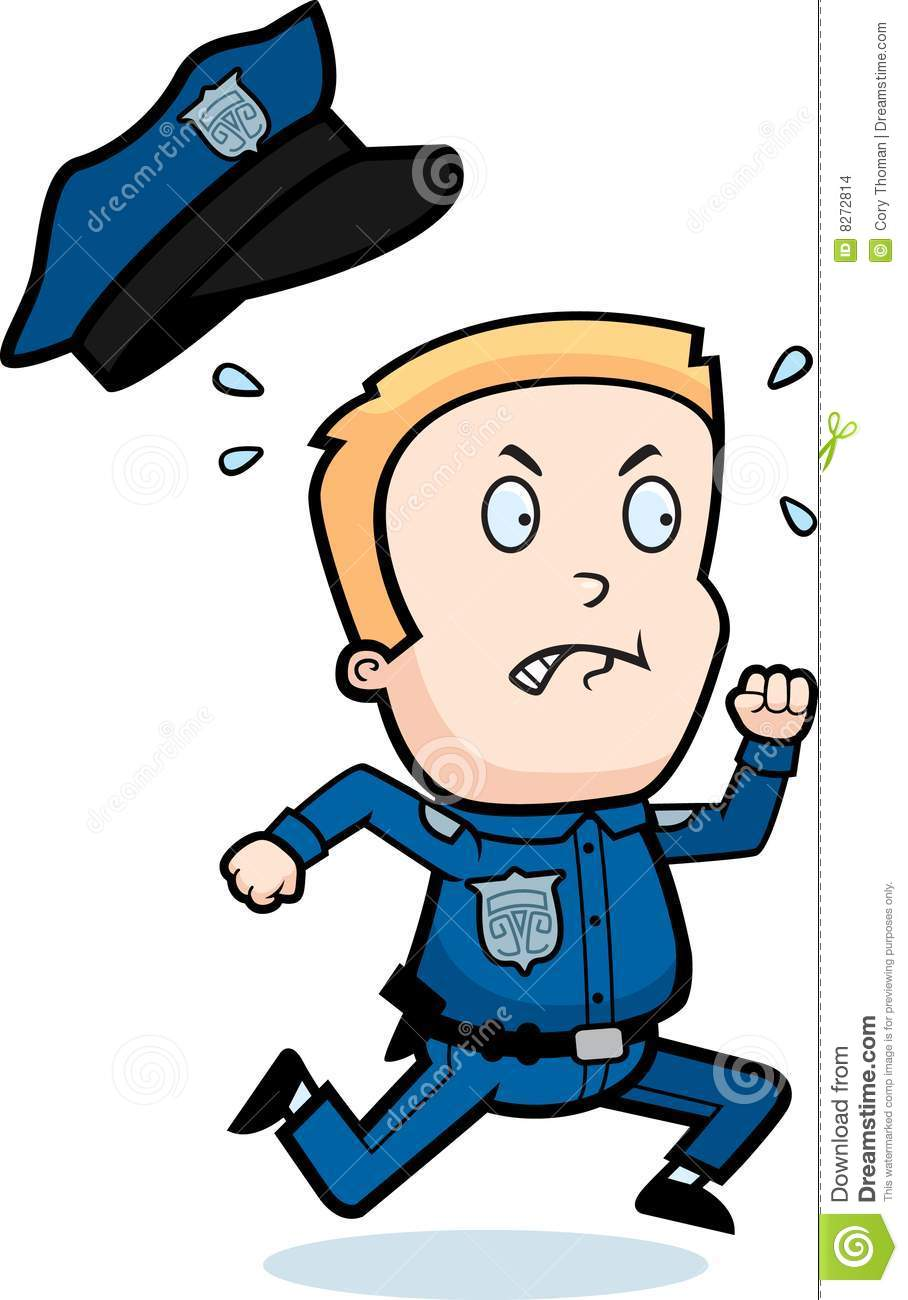 Police Kid Stock Images Image 8272814