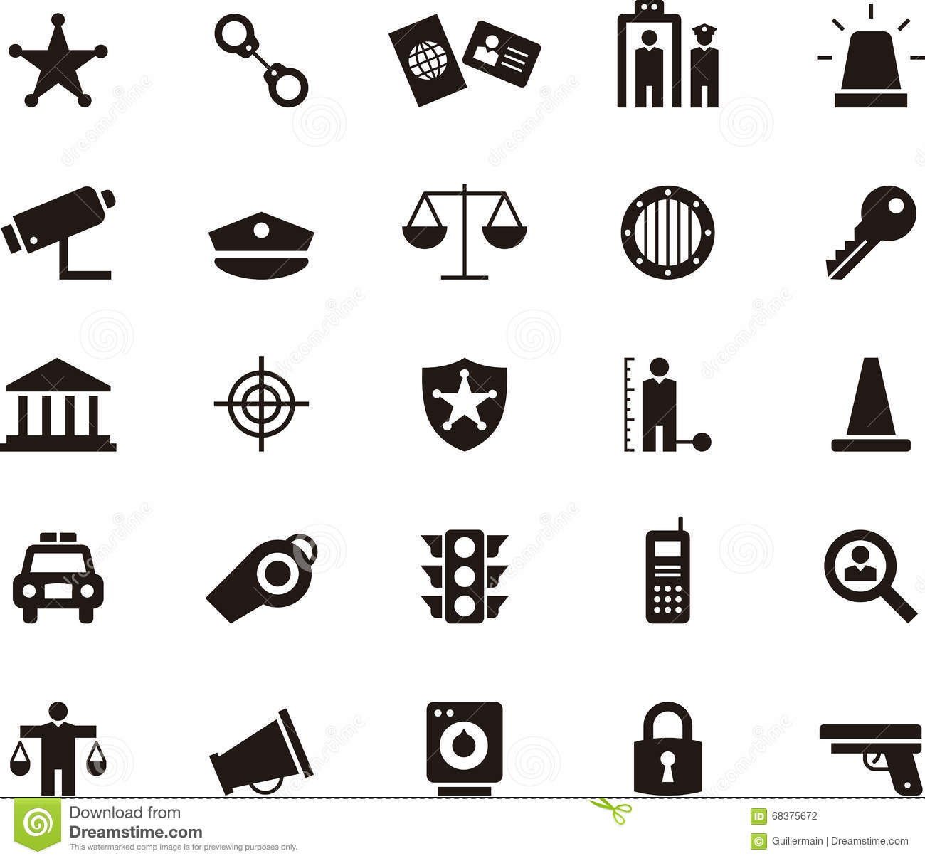 law enforcement symbols - photo #4