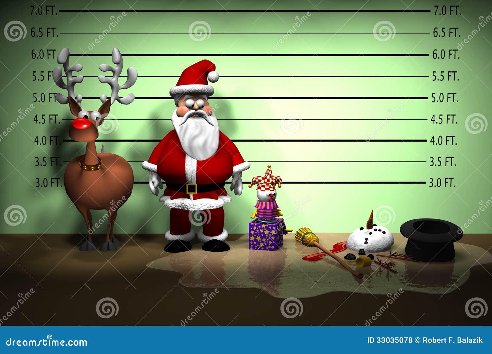 Police Line Up After Stock Illustration Illustration Of Seasonal