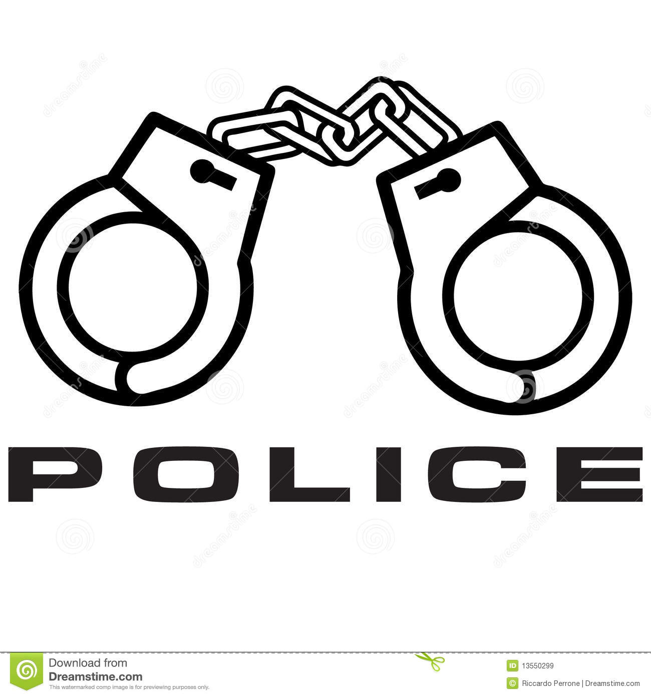 Royalty Free Stock Images  Police logo  Image  13550299