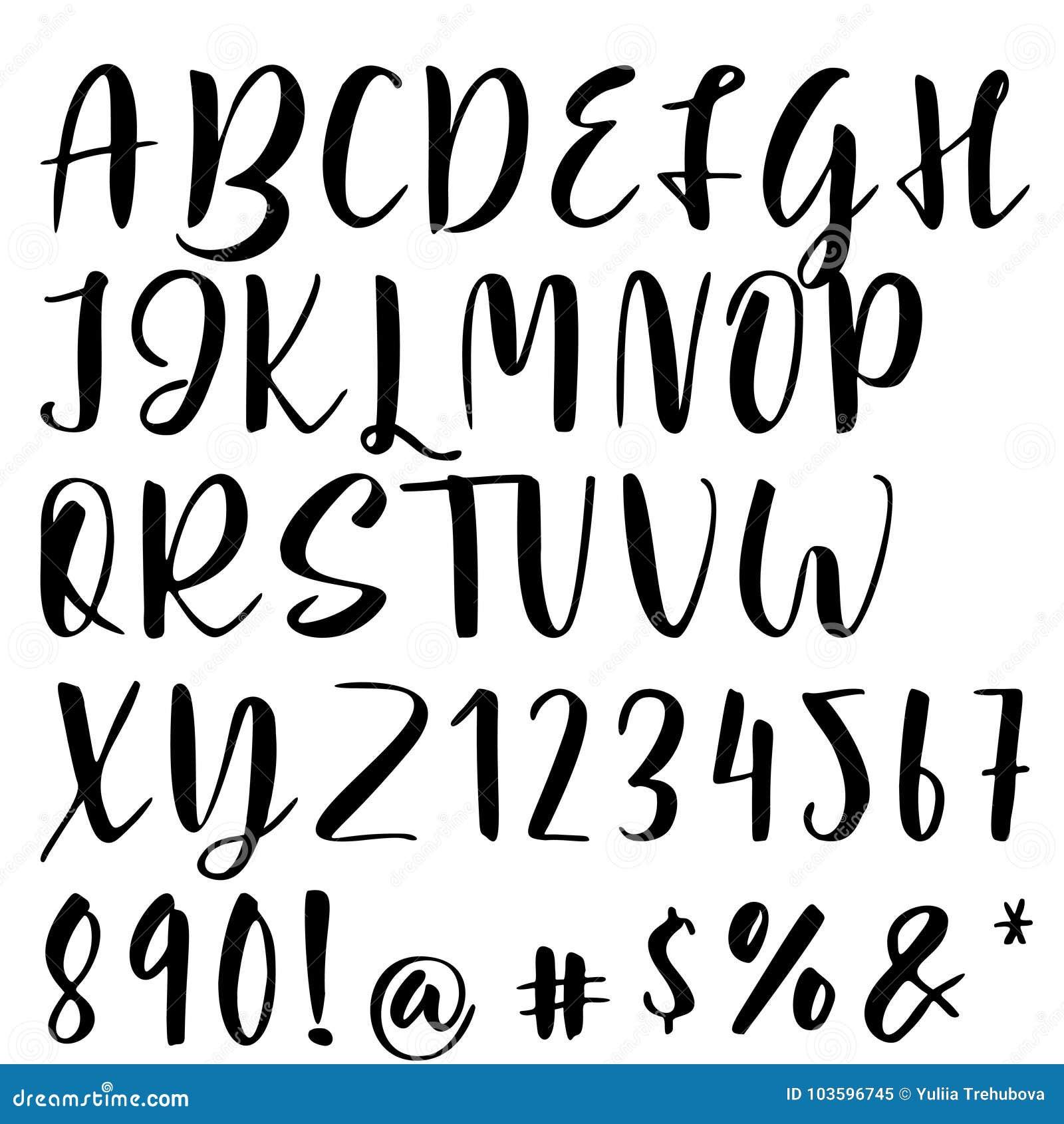 Alphabet Calligraphie Gratuit modele calligraphie alphabet gratuit - john anto