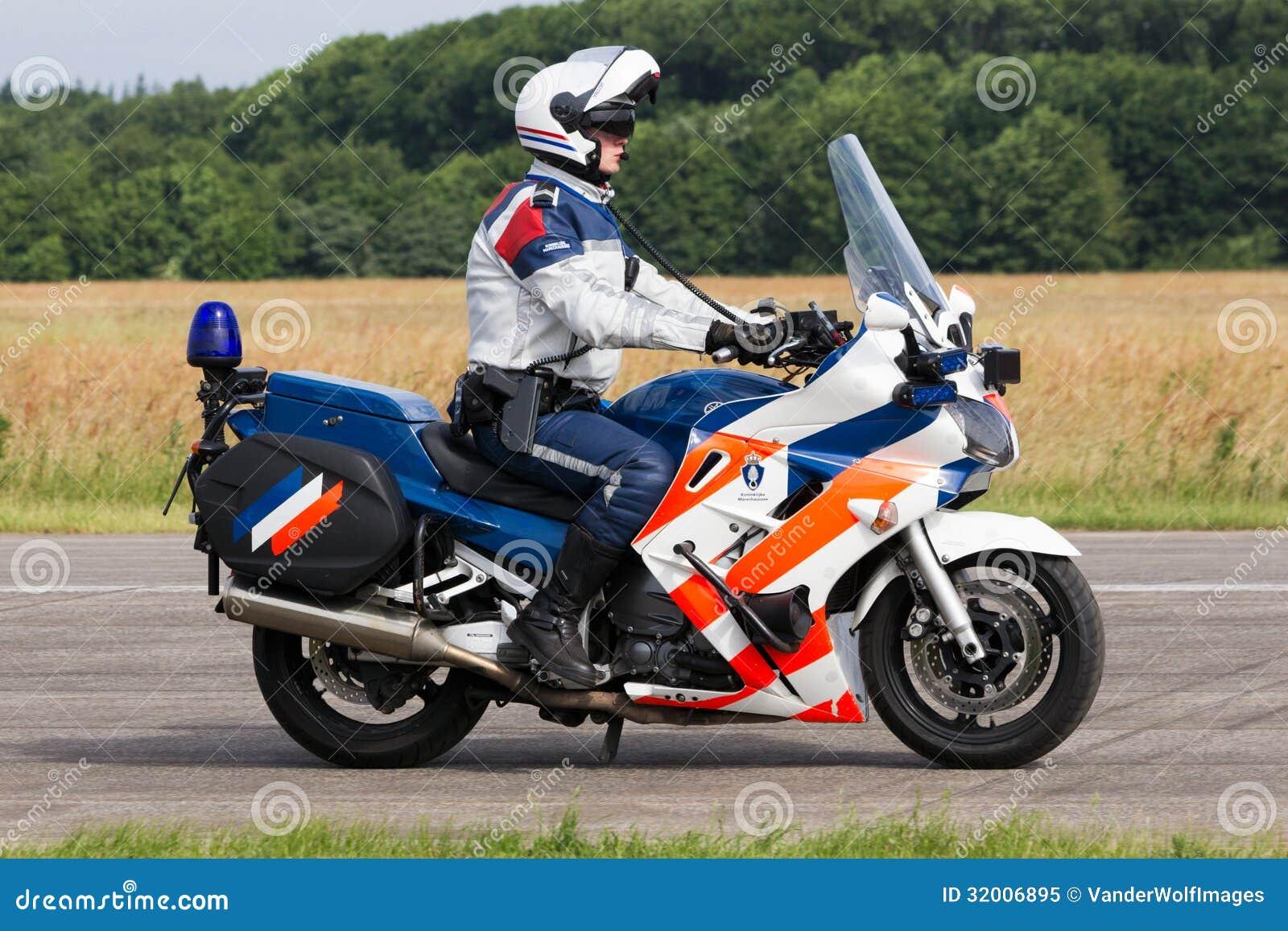 Police militaire néerlandaise