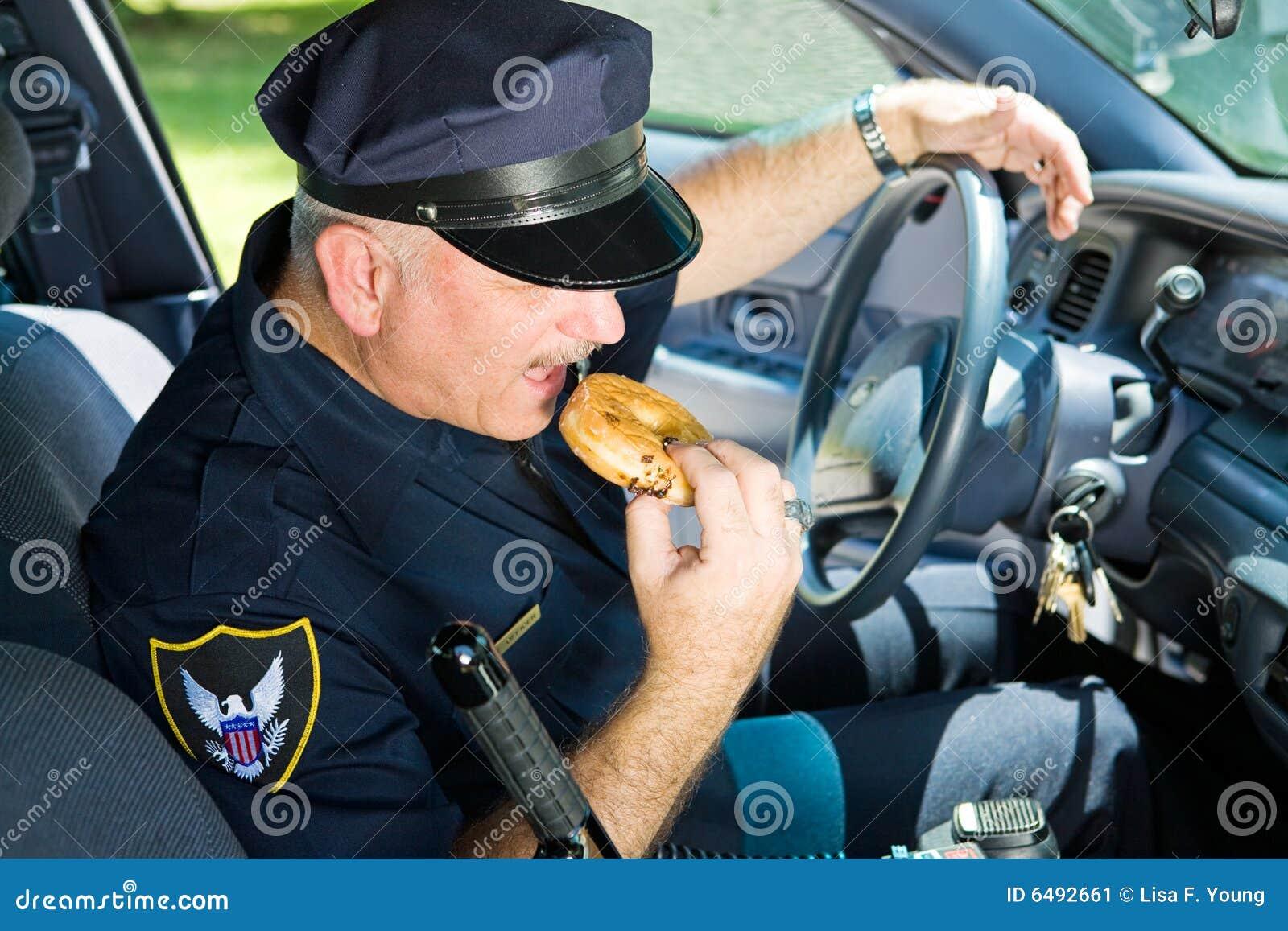 Fat Cop Donut Wwwtopsimagescom