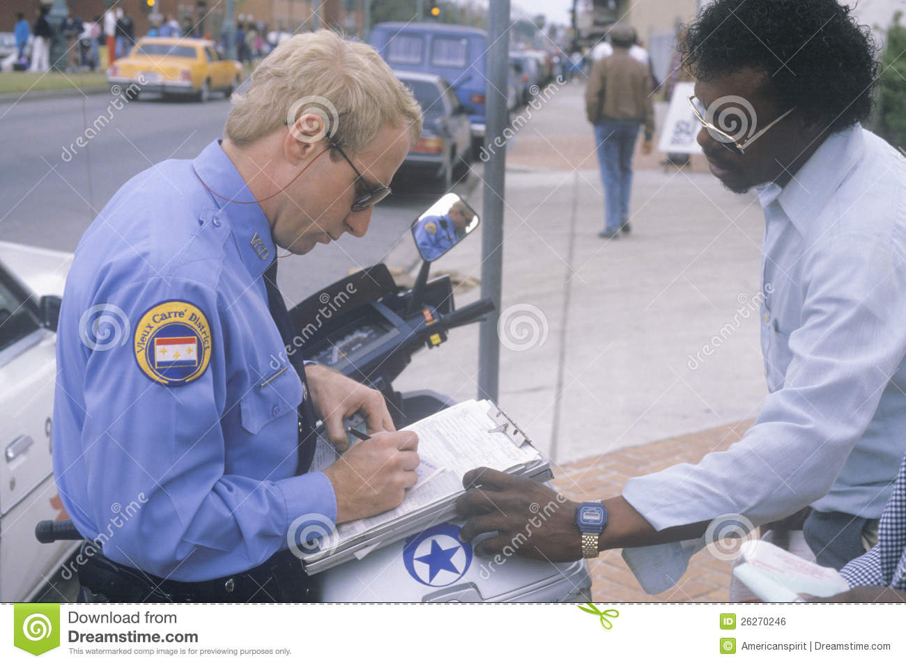 Traffic Ticket Stock Photos and Images
