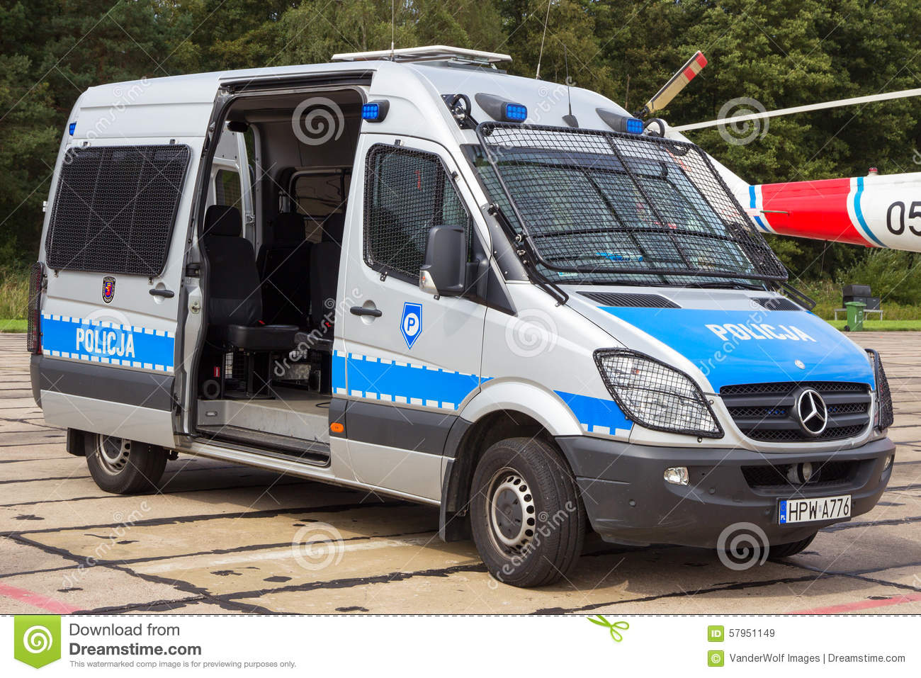 Police Police Van Editorial Stock Image Image Of Security