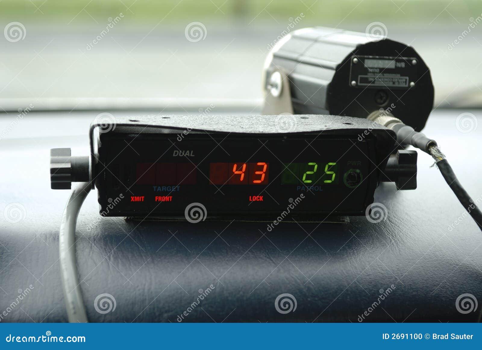 Download Police Radar 1 stock photo. Image of constable, camera - 2691100