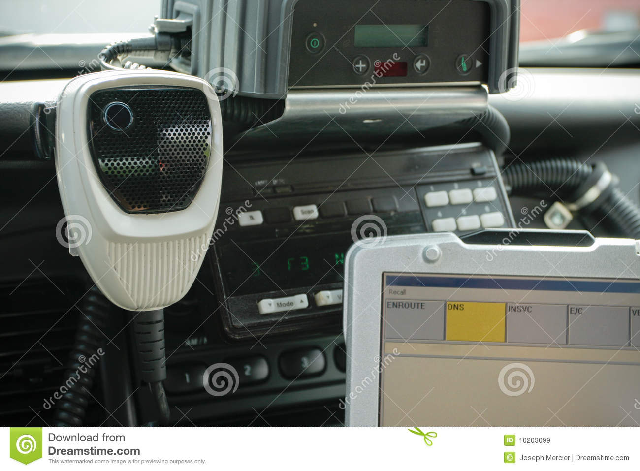 Police Radio Mic >> Police Radio Mic In Car Royalty Free Stock Images - Image: 10203099