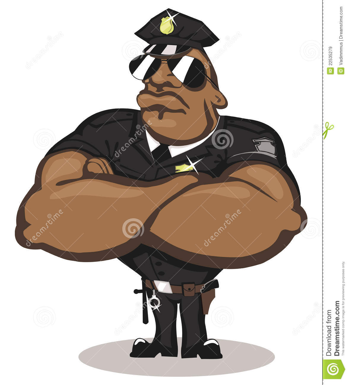 Policeman Royalty Free Stock Images Image 22535279