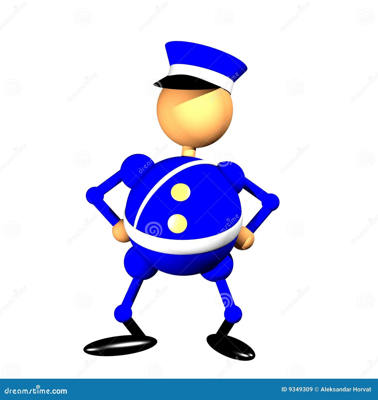 [ARRIBAPLAY] ROPG DE SONICO - Página 2 Policeman-clipart-9349309