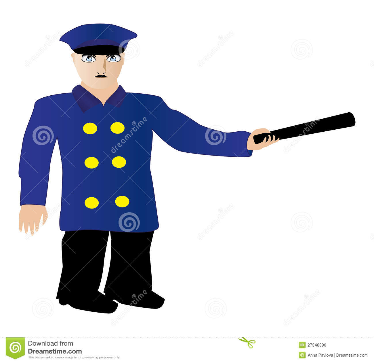 watchman clipart - photo #24
