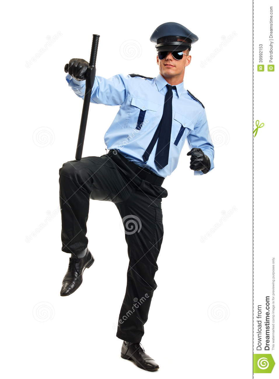 Police Nightstick