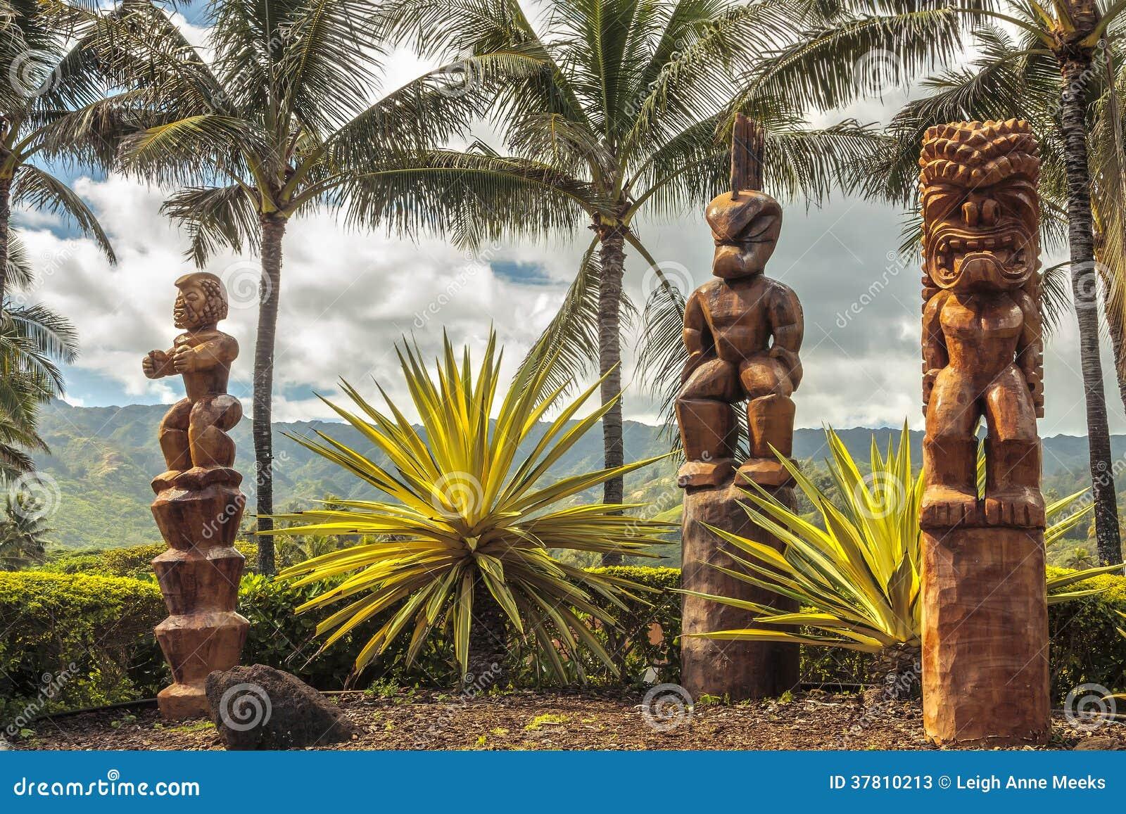 Polinesiano Tiki