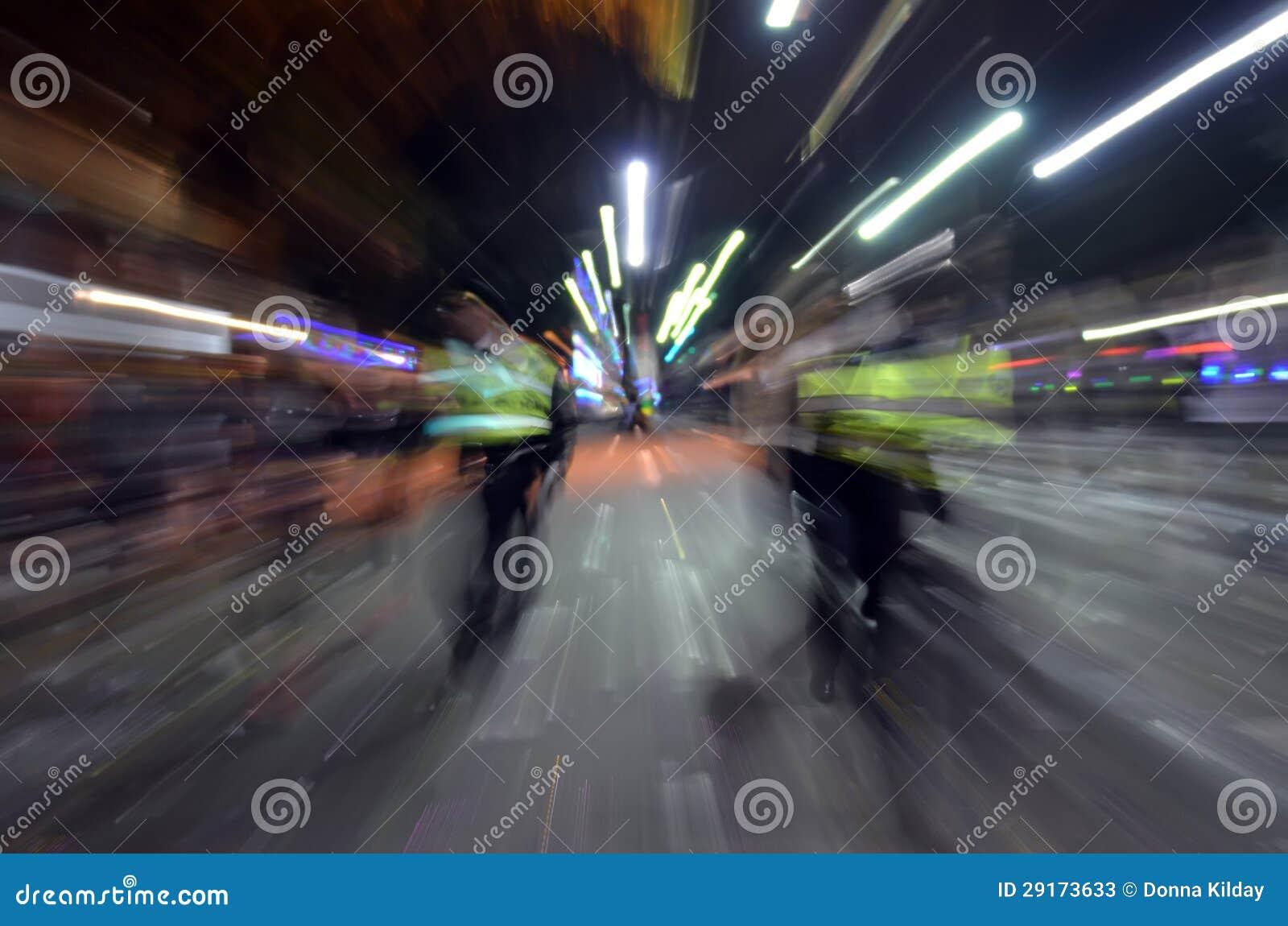 Polis Mardi Gras