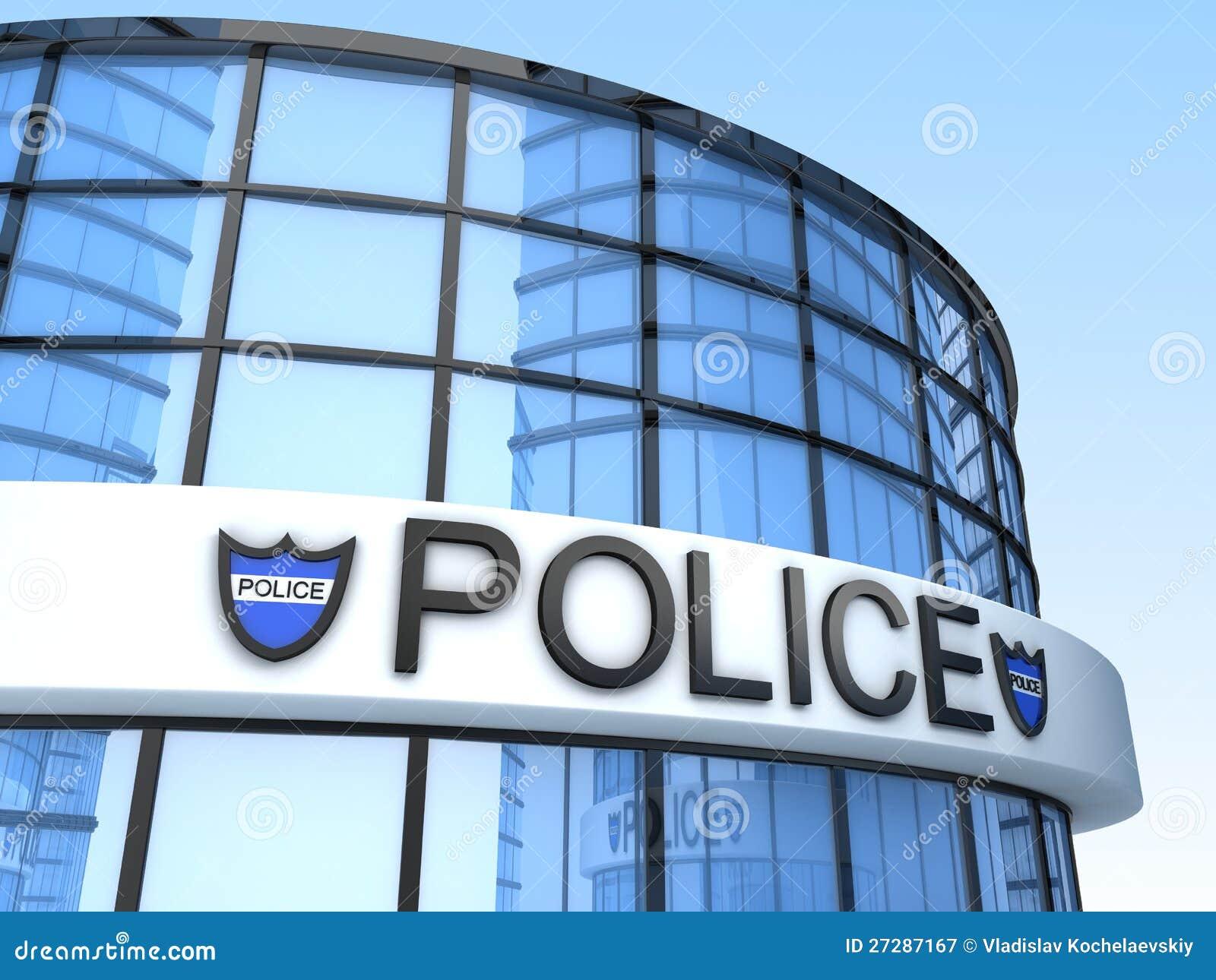 Polisbyggnad