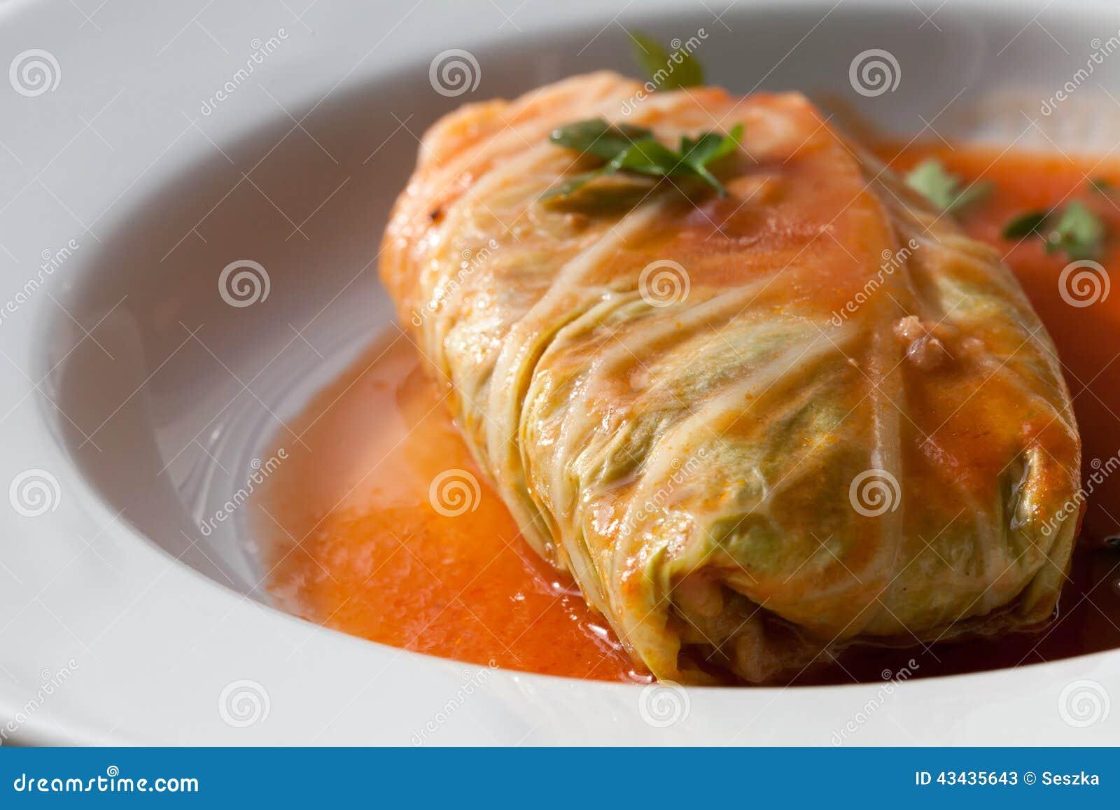 Polish Food Stock Photo Image 43435643