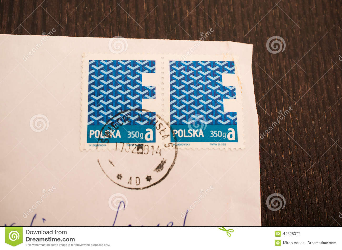 Polish Letter Editorial Photography Image Of Post
