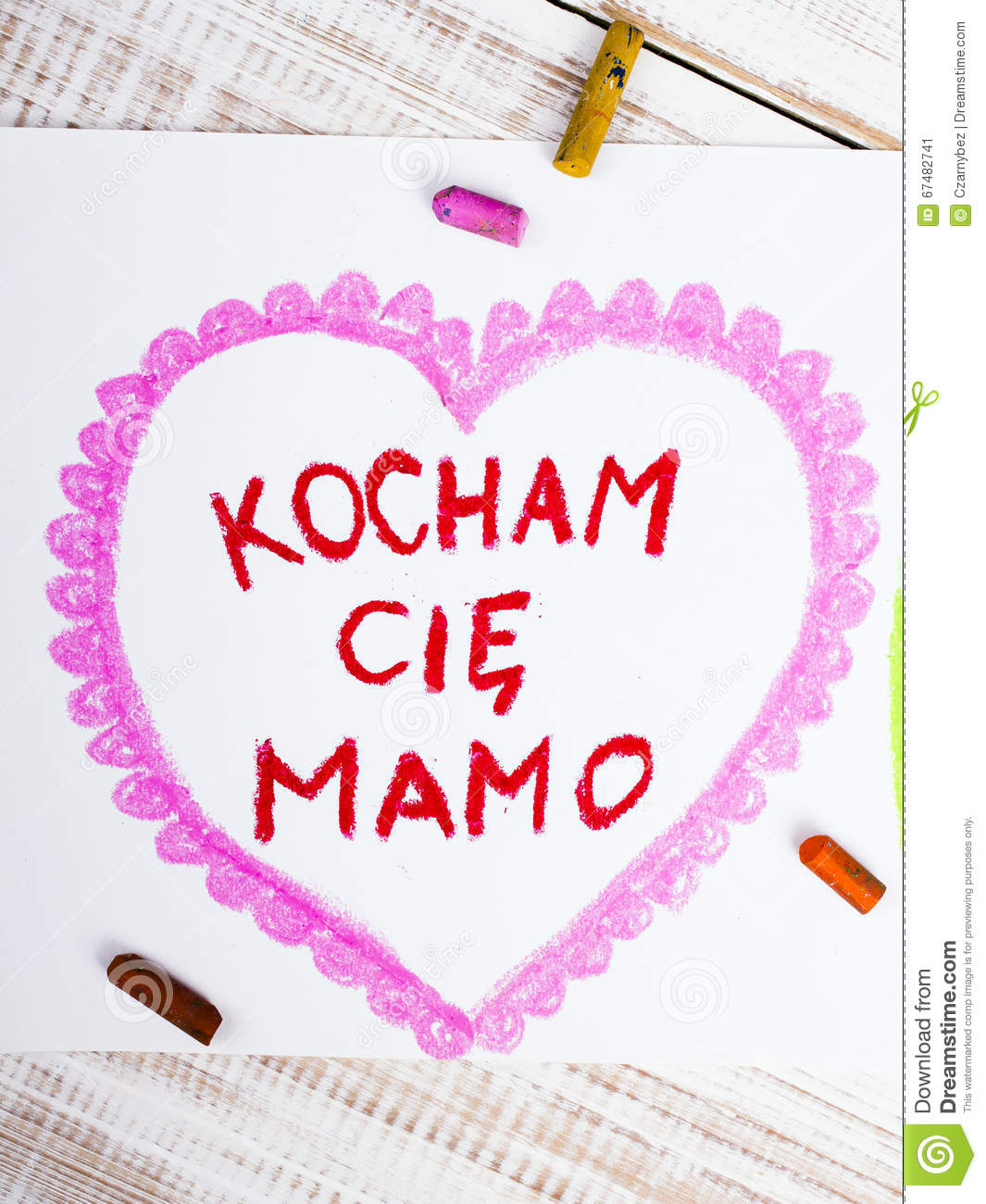 with love in polish