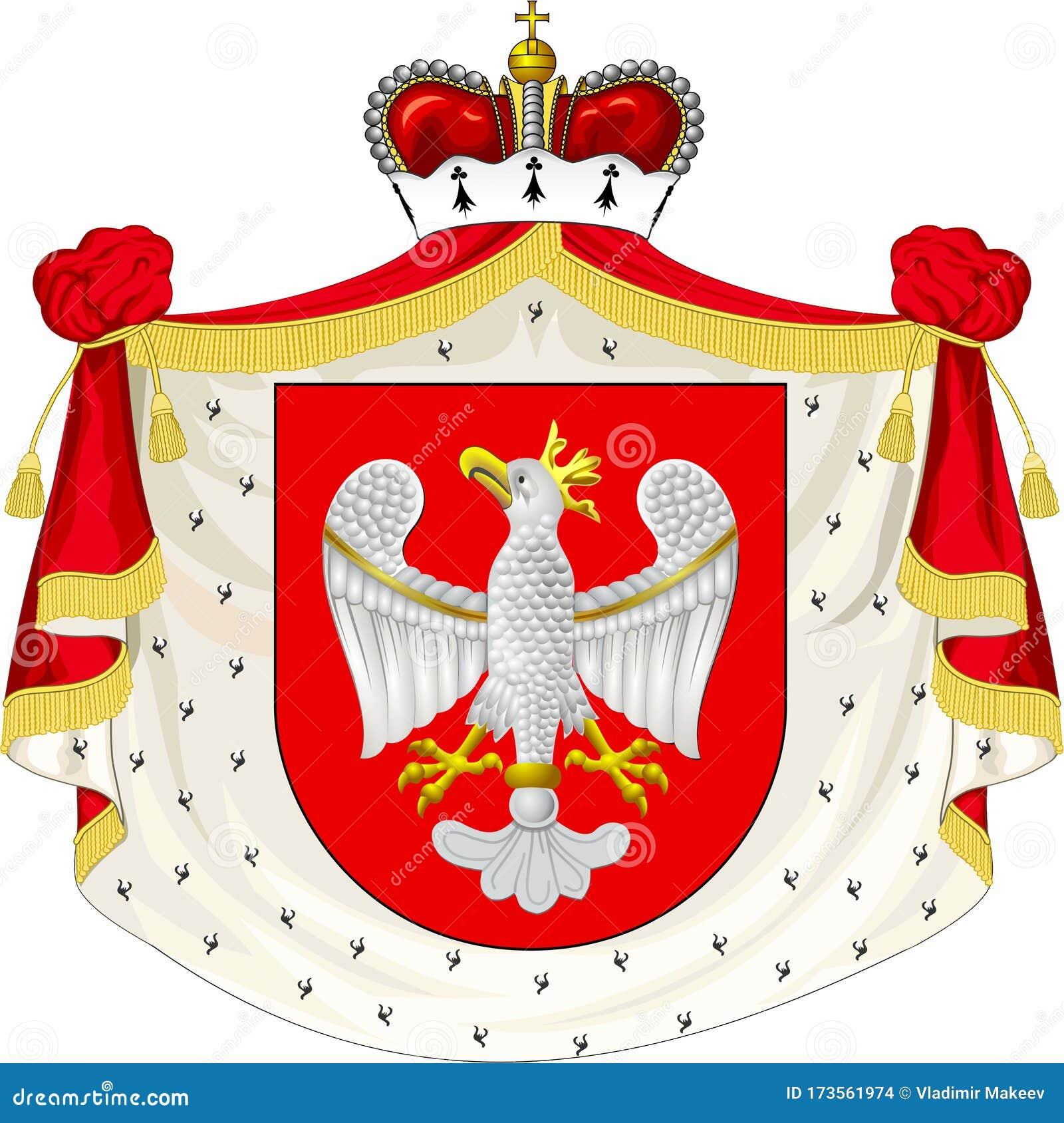 Королевская история и система дворянских титулов Европы. Польша. Часть 1 История,Королевские династии,Монархия