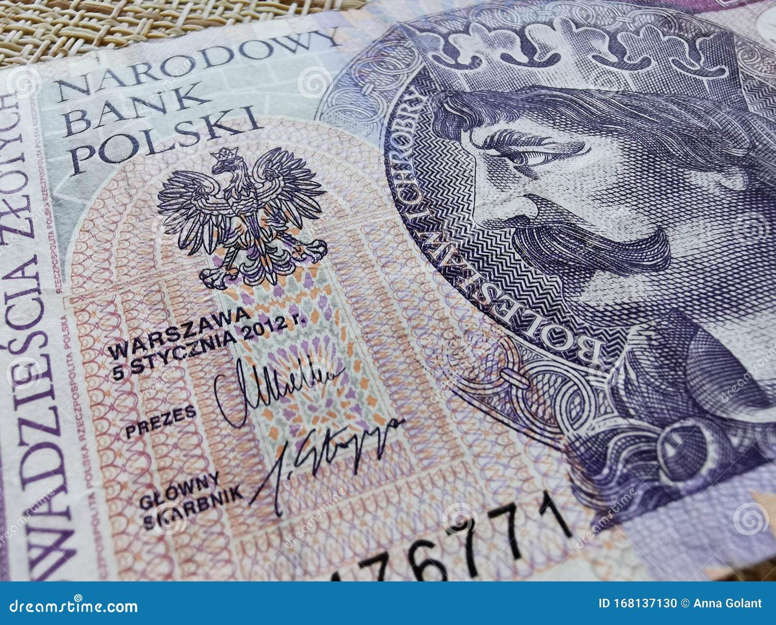 Umtausch Euro Zloty