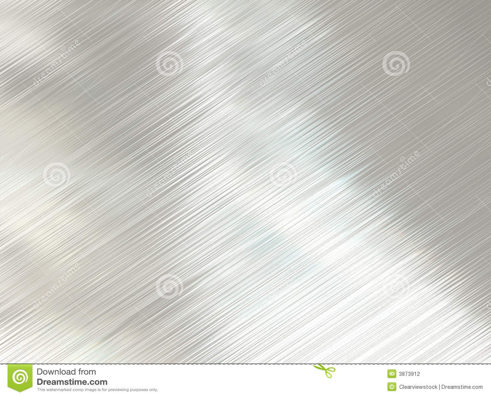 Polished Steel Metal Texture Stock Photography Image