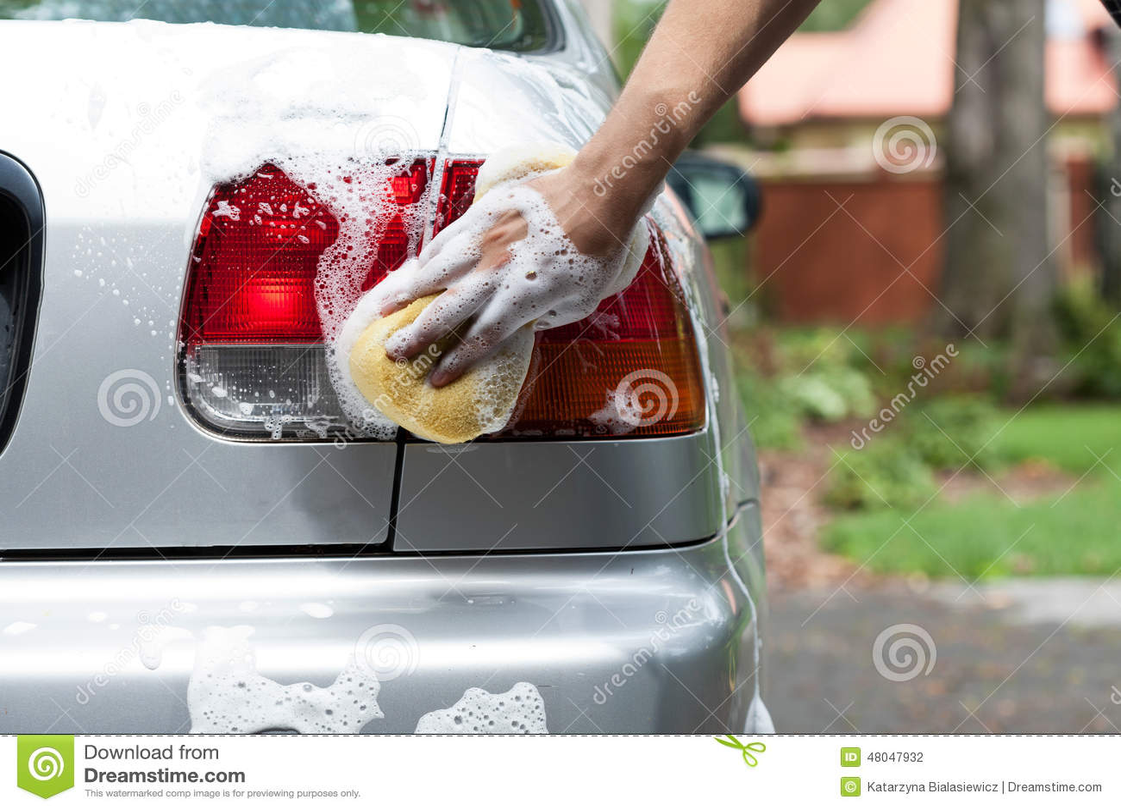 Silver Sponge Hand Car Wash Prices