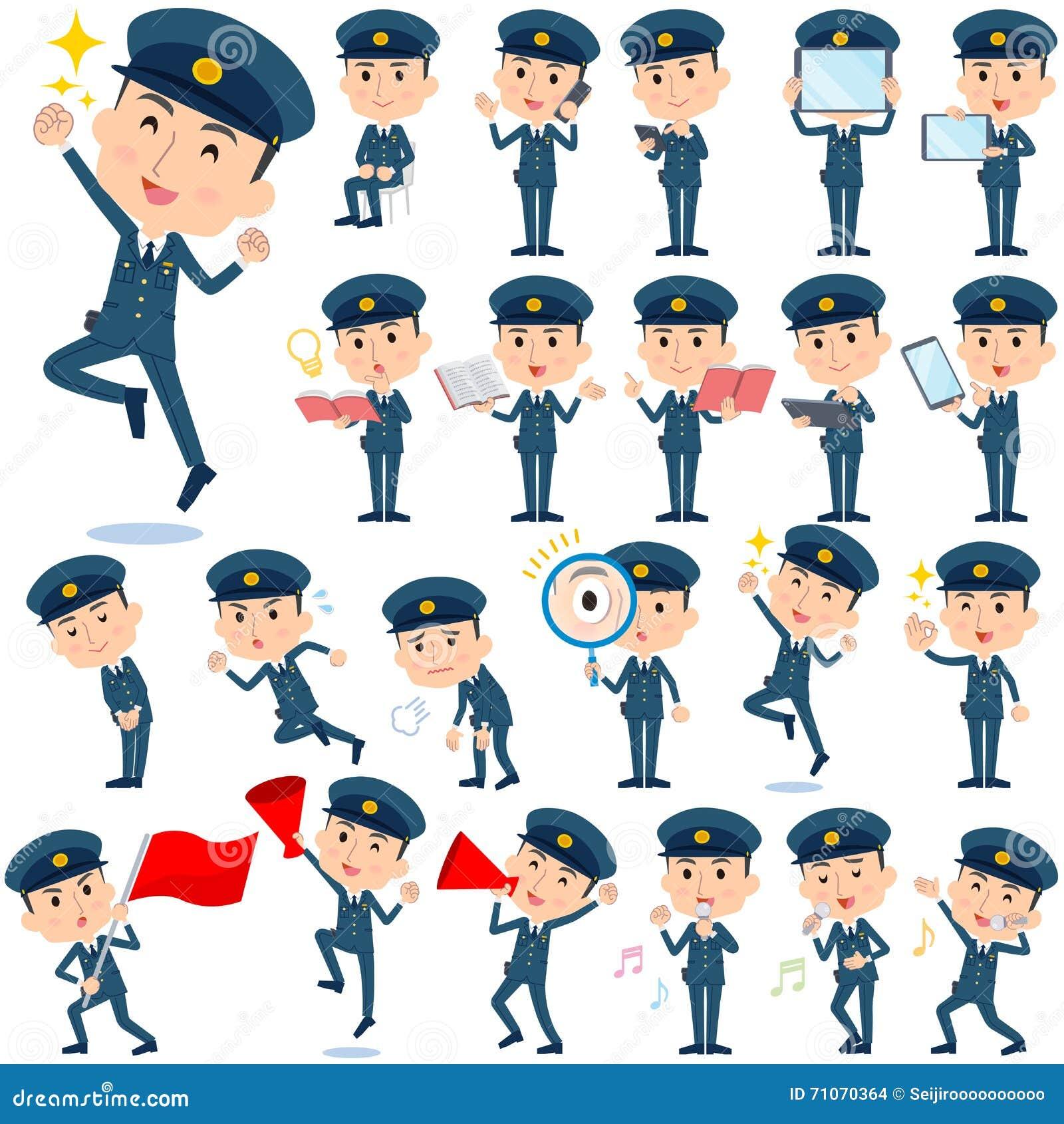 Polismän 2