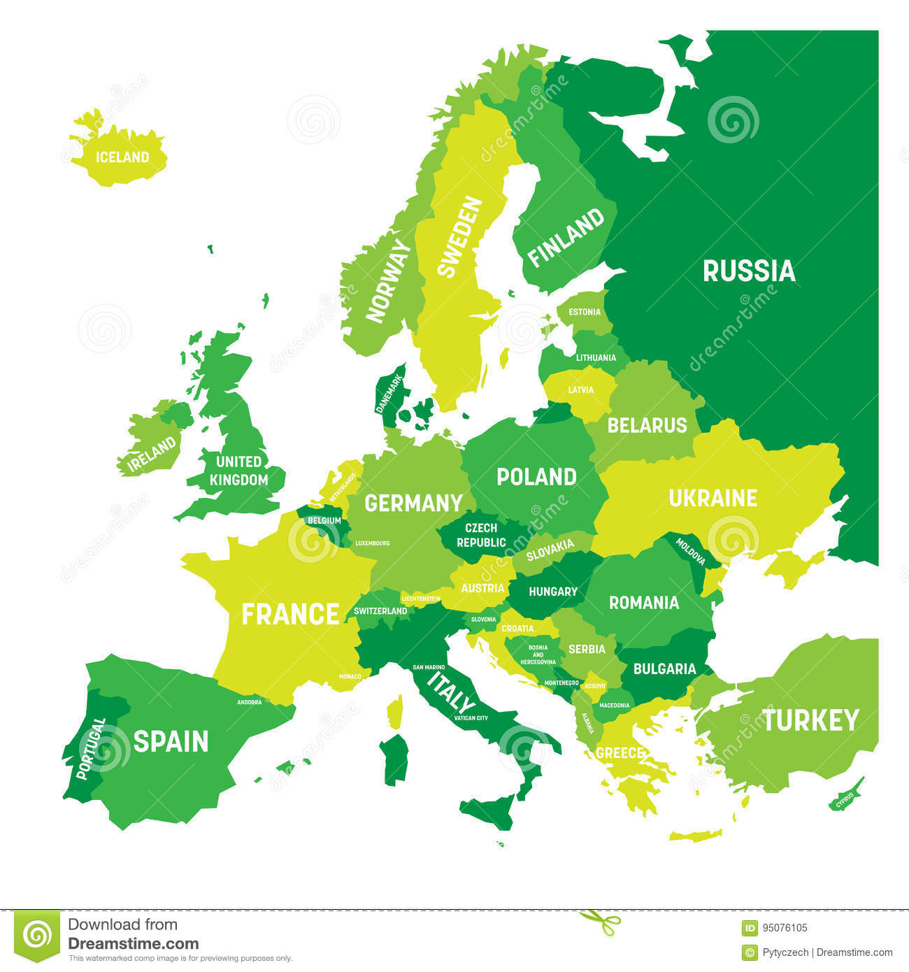 Continent Map Of Europe Commonpenceco - Name of continents