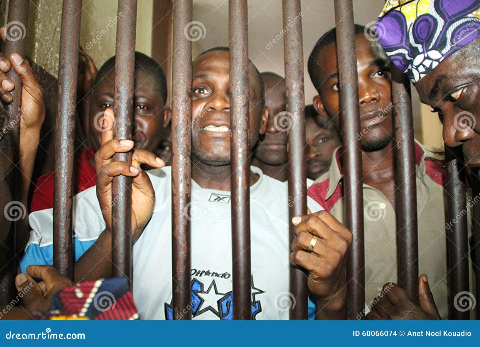 POLITICAL PRISONER IN IVORY COAST
