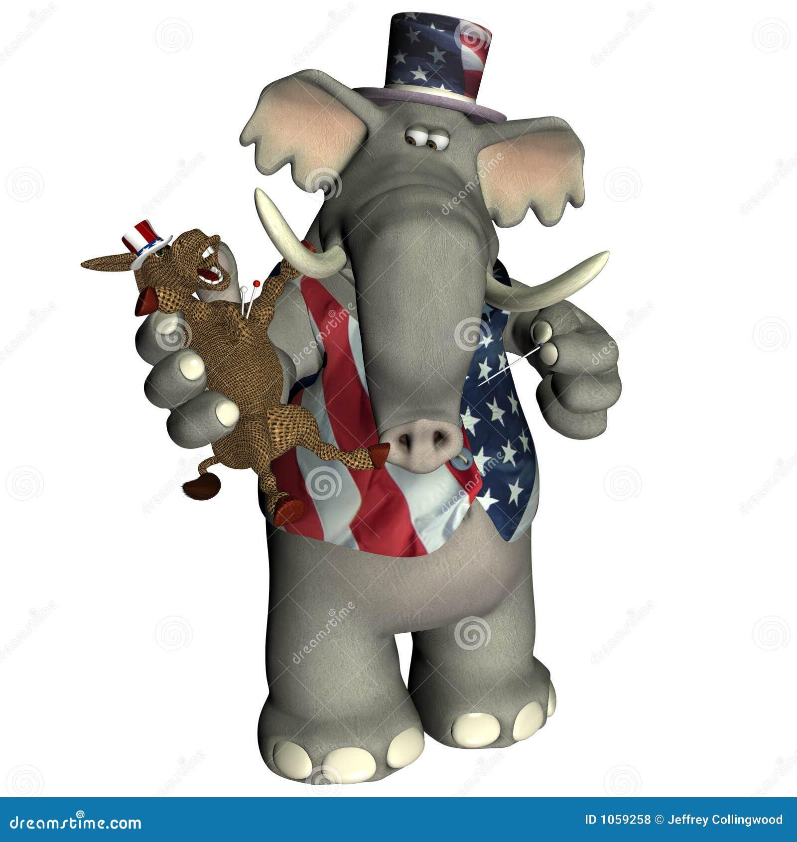 Political Voodoo - Republican