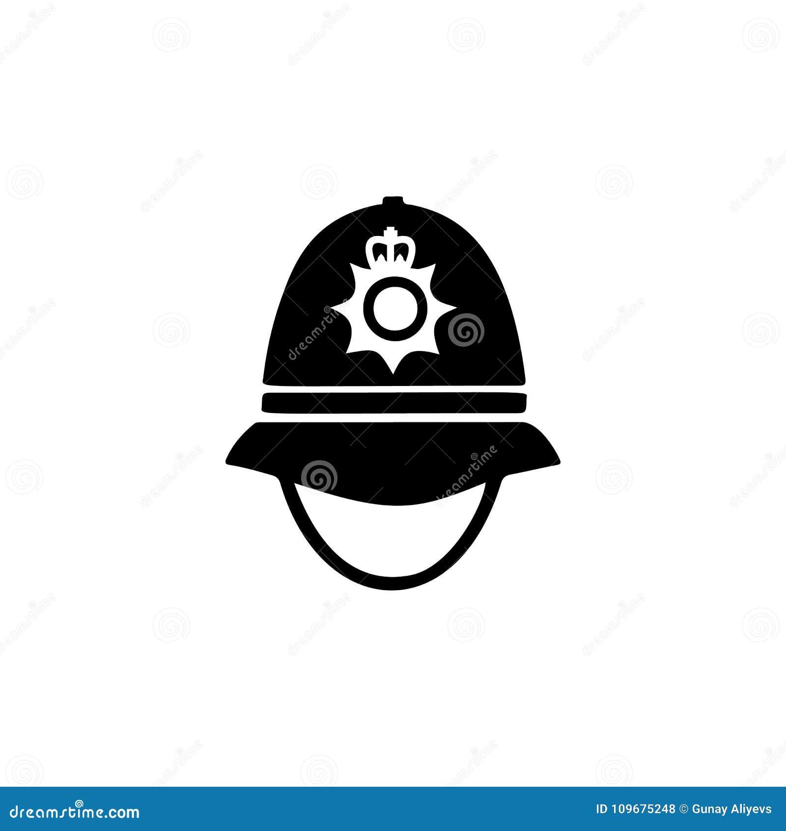 Politie GLB in het pictogram van Engeland