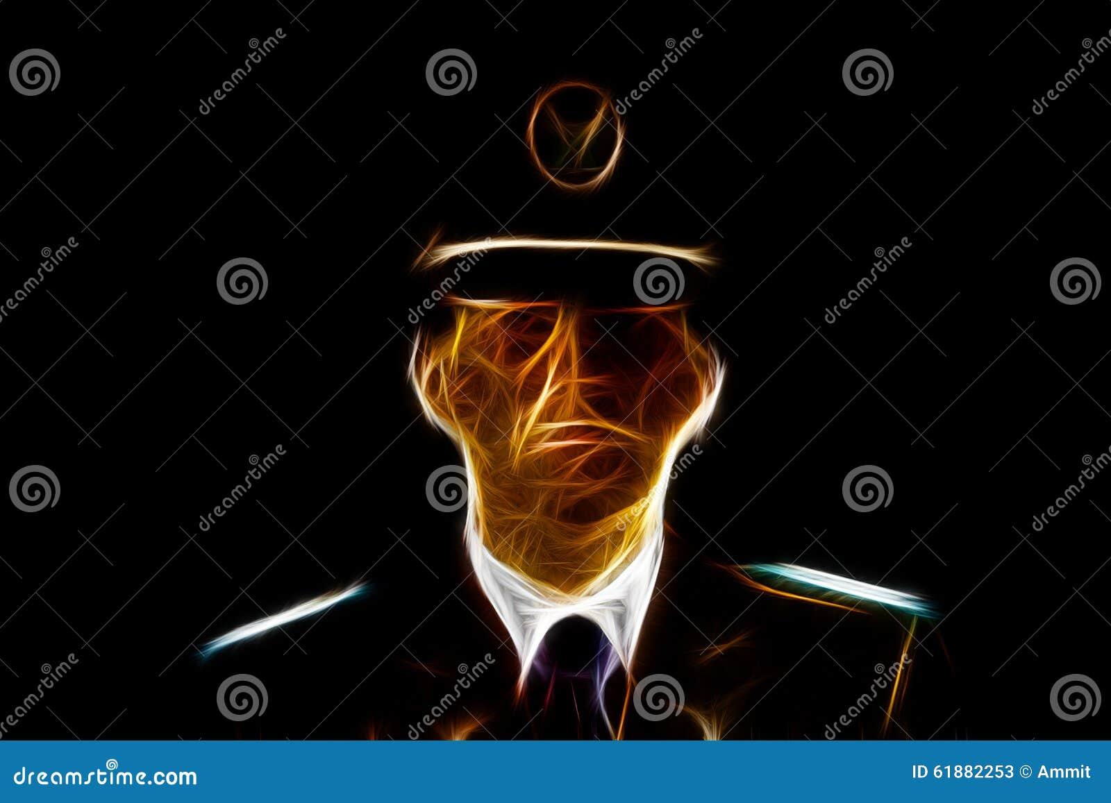 Politie Officiële Illustratie