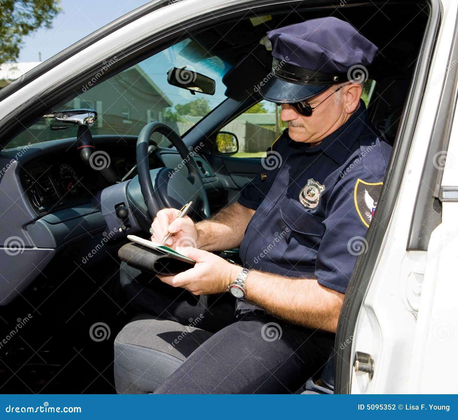 Politie - Tijd voor een Kaartje