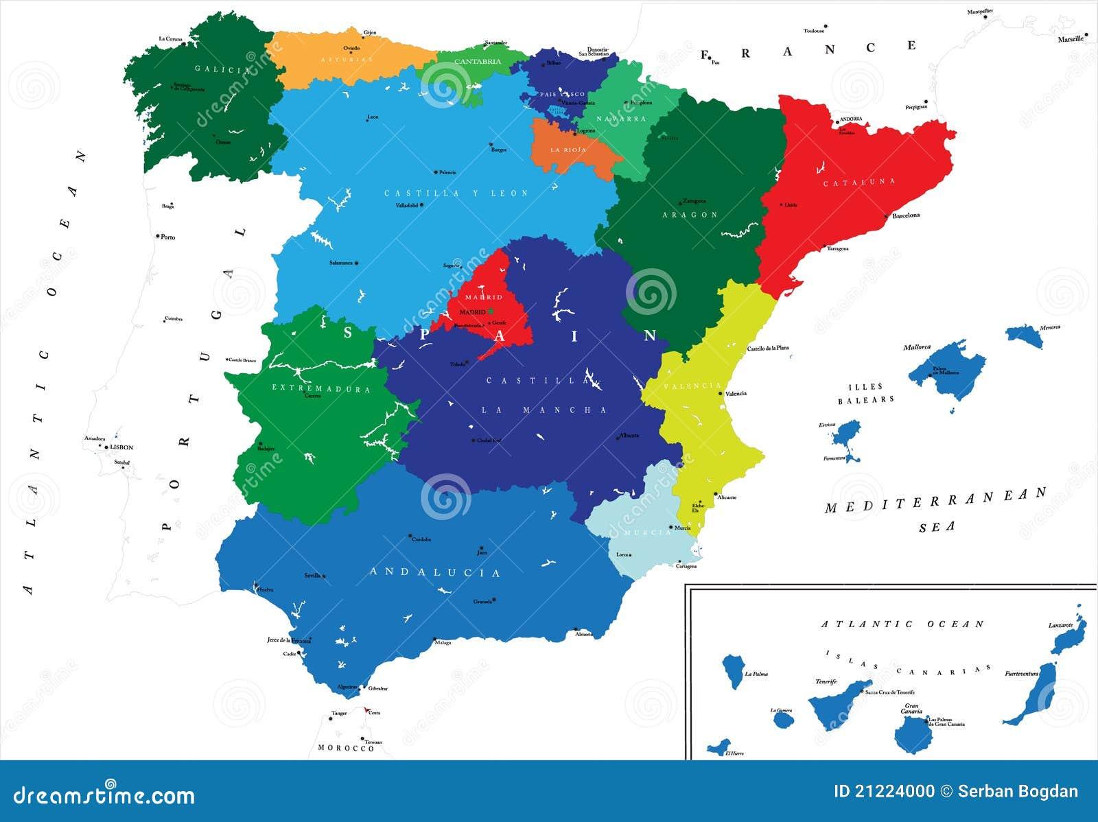 Villes Espagne  Ef Bf Bdt Ef Bf Bd O Ef Bf Bd Aller