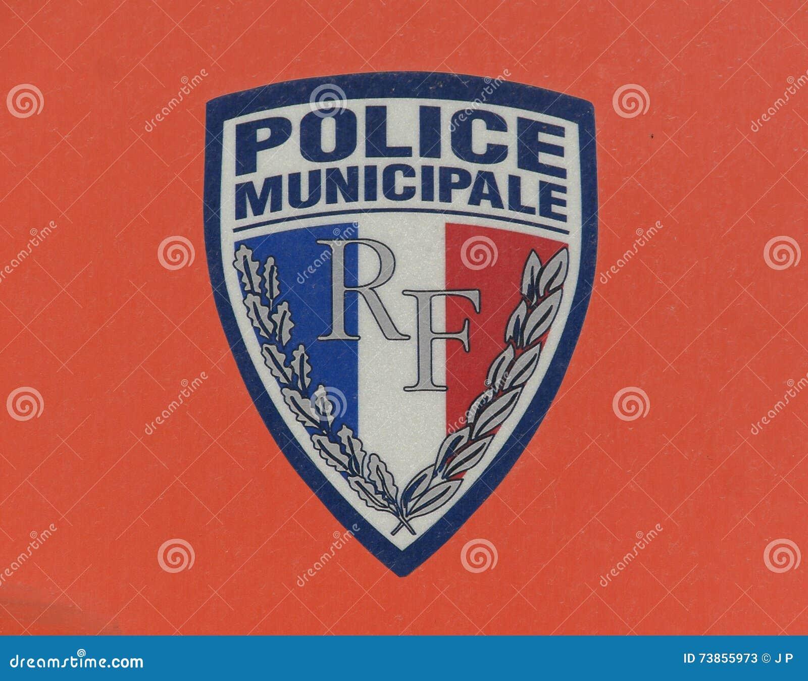 Polizei Frankreich