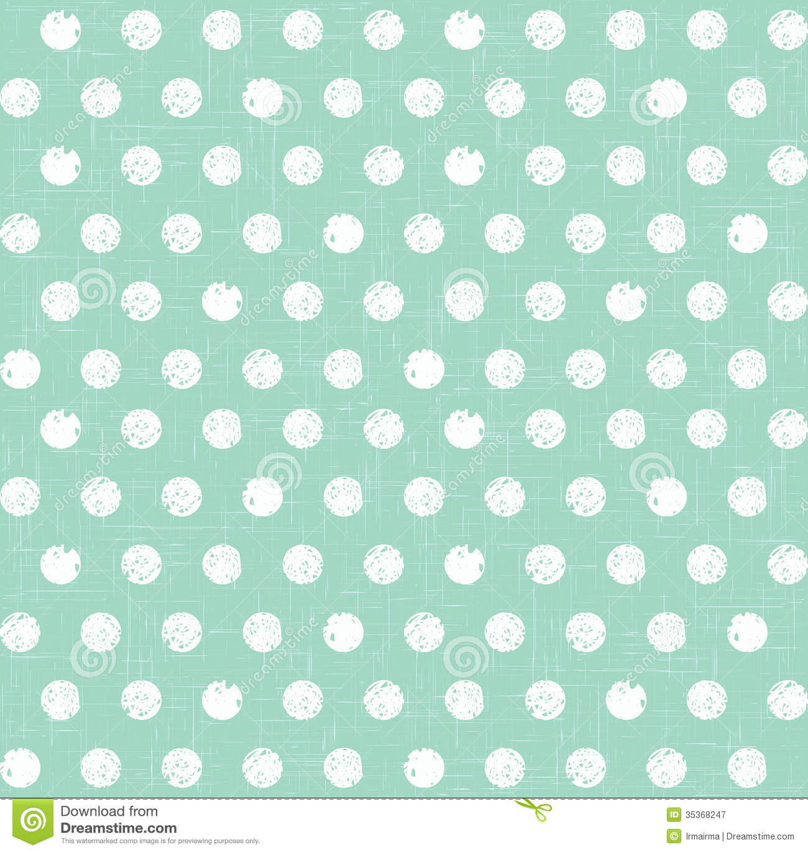 Texture background of seamless damask blue wallpaper stock photo - Polka Dot Seamless Pattern Royalty Free Stock Photography
