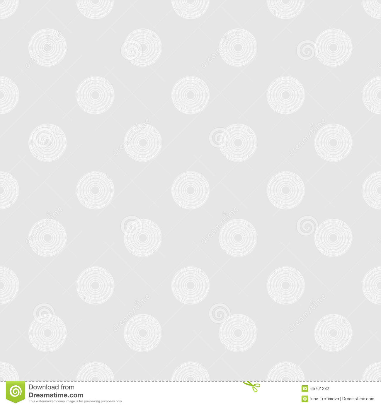 08cd3a3582ed Seamless pattern of polka dot in white circles of multiple lines on light  grey background