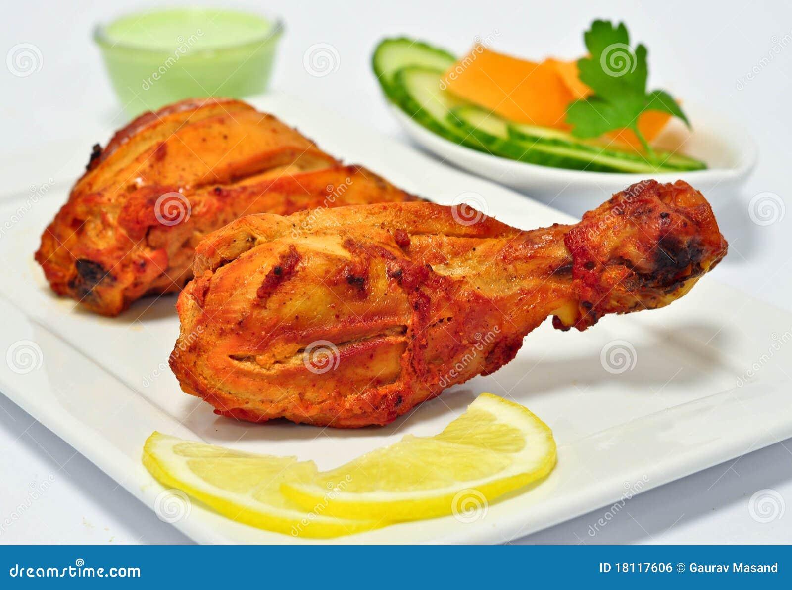Pollo de Tandoori