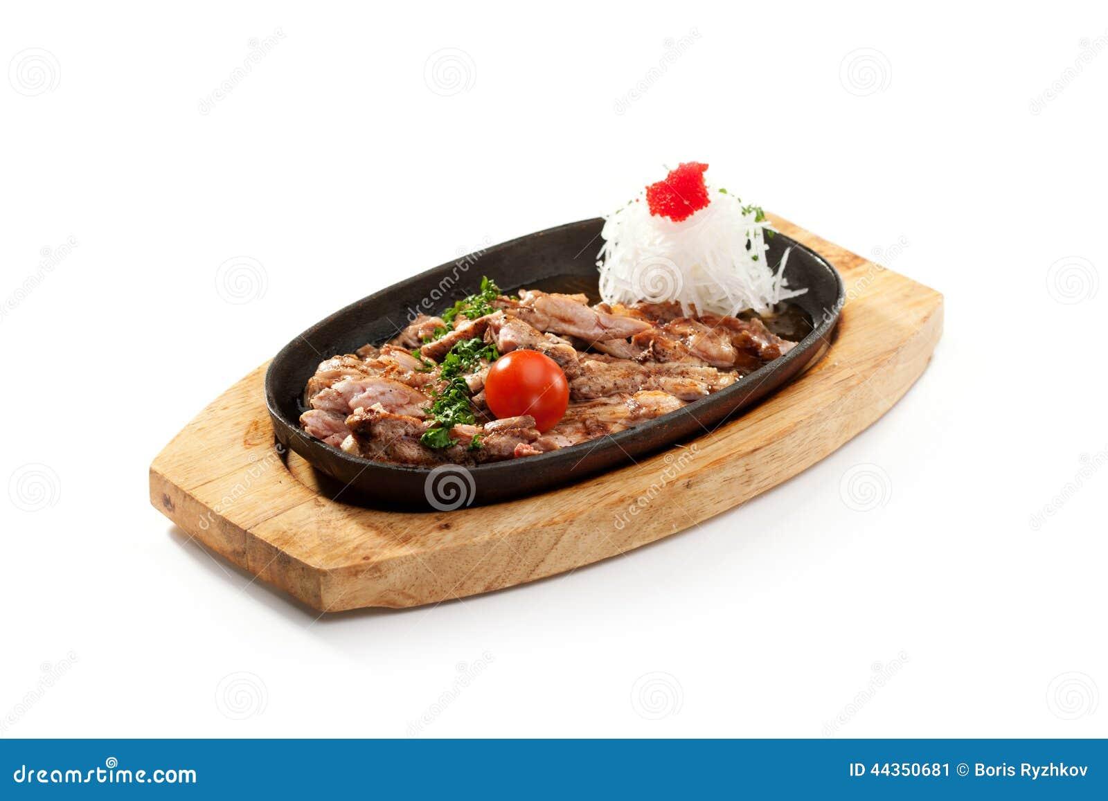 Pollo della frittura