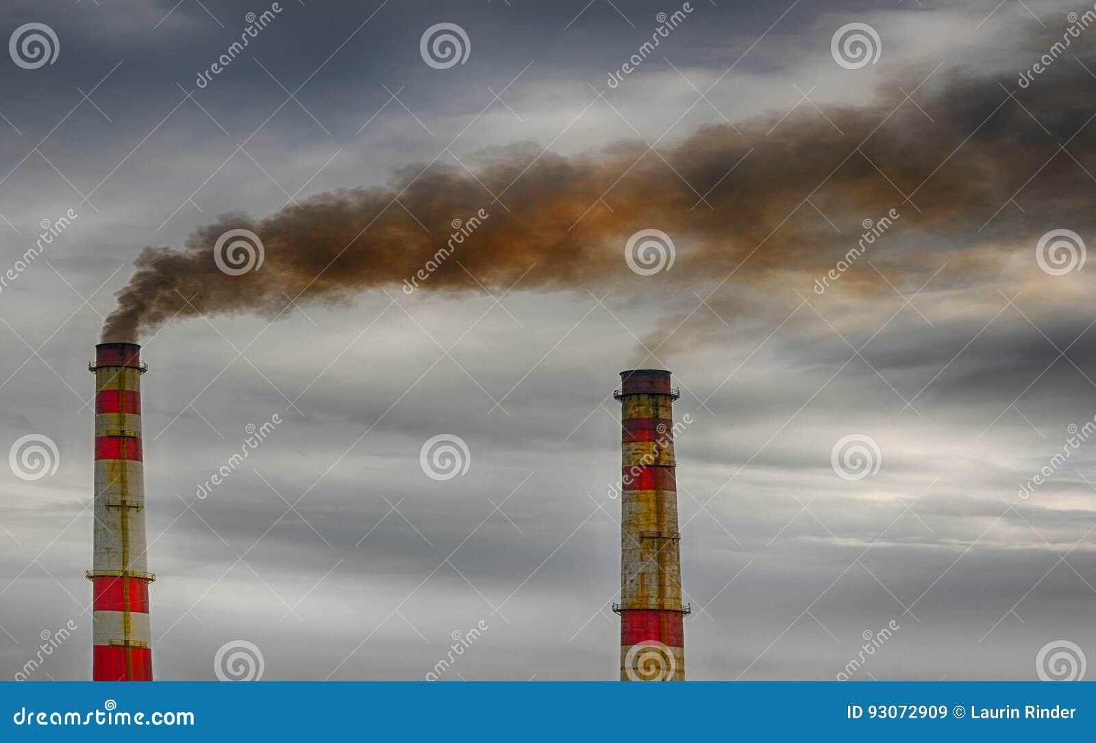 Pollution au Cuba